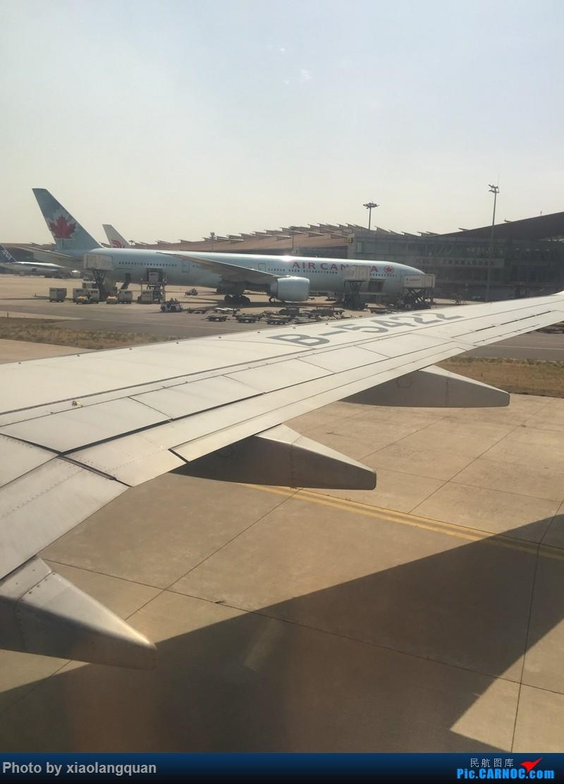 Re:[原创]CAN-PEK-GMP-PUS-PEK-CAN非常时期韩国之行全程擦航承运by772,738,77W(更新中) BOEING 777-300ER  中国北京首都国际机场