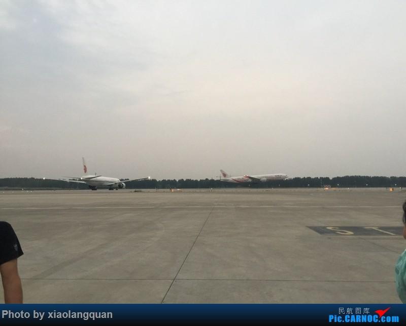 Re:[原创]CAN-PEK-GMP-PUS-PEK-CAN非常时期韩国之行全程擦航承运by772,738,77W(更新中) BOEING 777-300ER B-2035 中国北京首都国际机场
