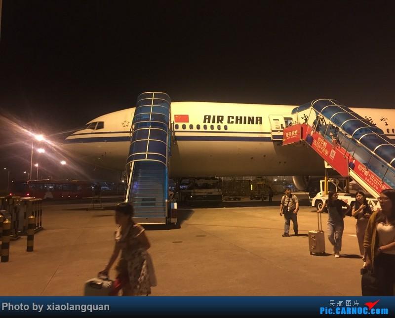 Re:[原创]CAN-PEK-GMP-PUS-PEK-CAN非常时期韩国之行全程擦航承运by772,738,77W(更新中) BOEING 777-300ER B-2086 中国广州白云国际机场
