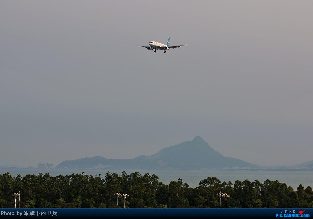 [原创]【福州飞友会】厦航B-2868 B757-200 BOEING 757-200 B-2868 中国福州长乐国际机场