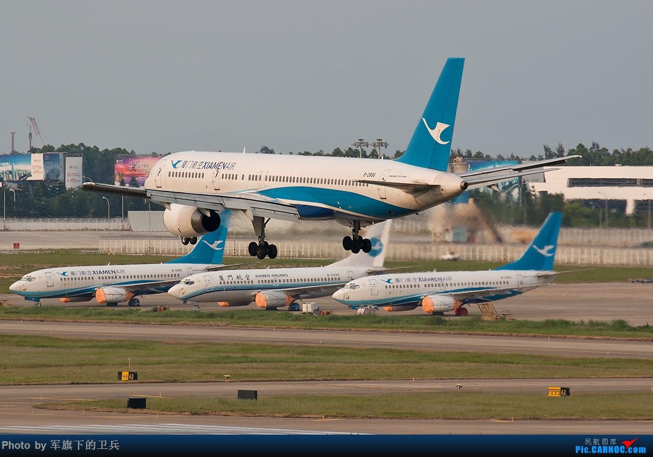 Re:[原创]【福州飞友会】厦航B-2868 B757-200 BOEING 757-200 B-2868 中国福州长乐国际机场