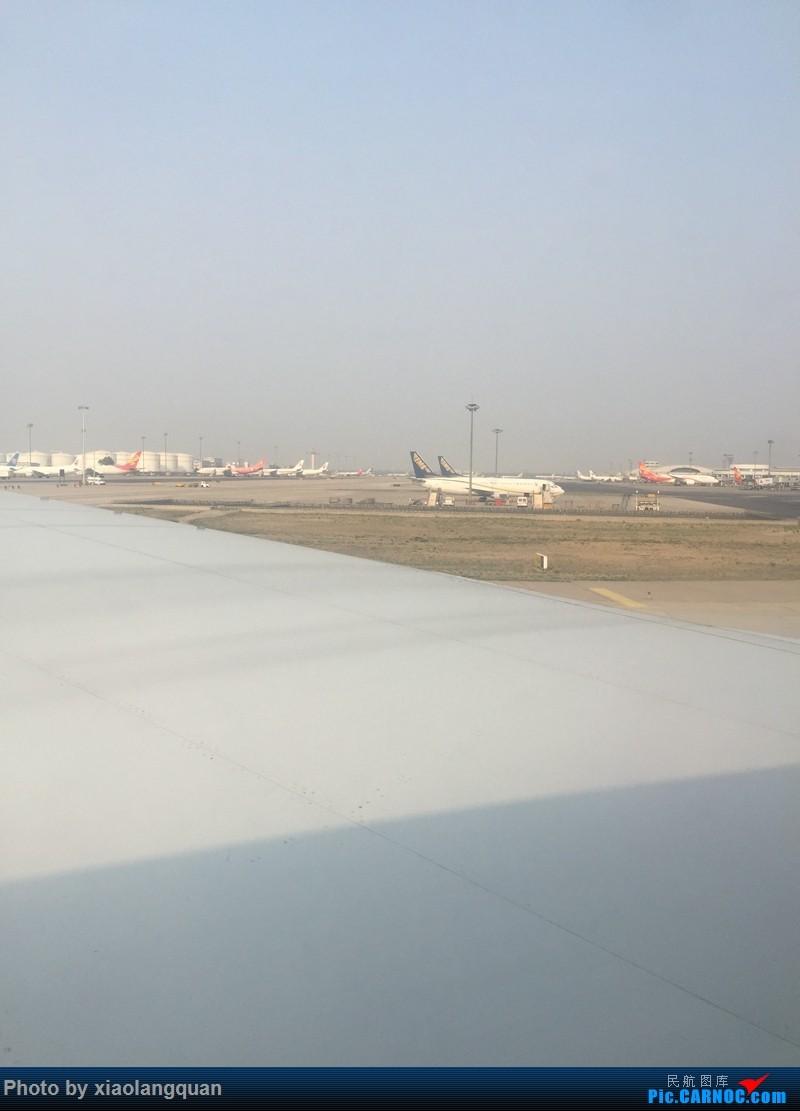 Re:[原创]CAN-PEK-GMP-PUS-PEK-CAN非常时期韩国之行全程擦航承运by772,738,77W(更新中) BOEING 737-300  中国北京首都国际机场