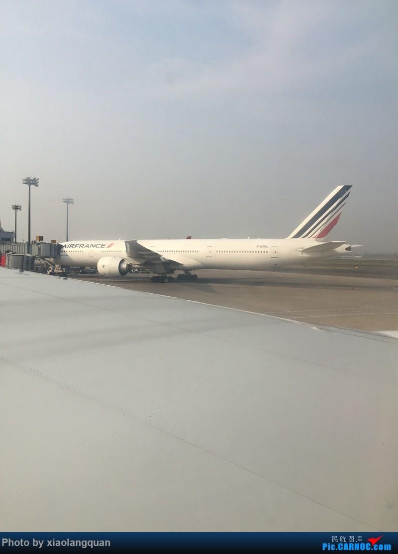 Re:[原创]CAN-PEK-GMP-PUS-PEK-CAN非常时期韩国之行全程擦航承运by772,738,77W(更新中) BOEING 777-300ER F-GSQL 中国北京首都国际机场
