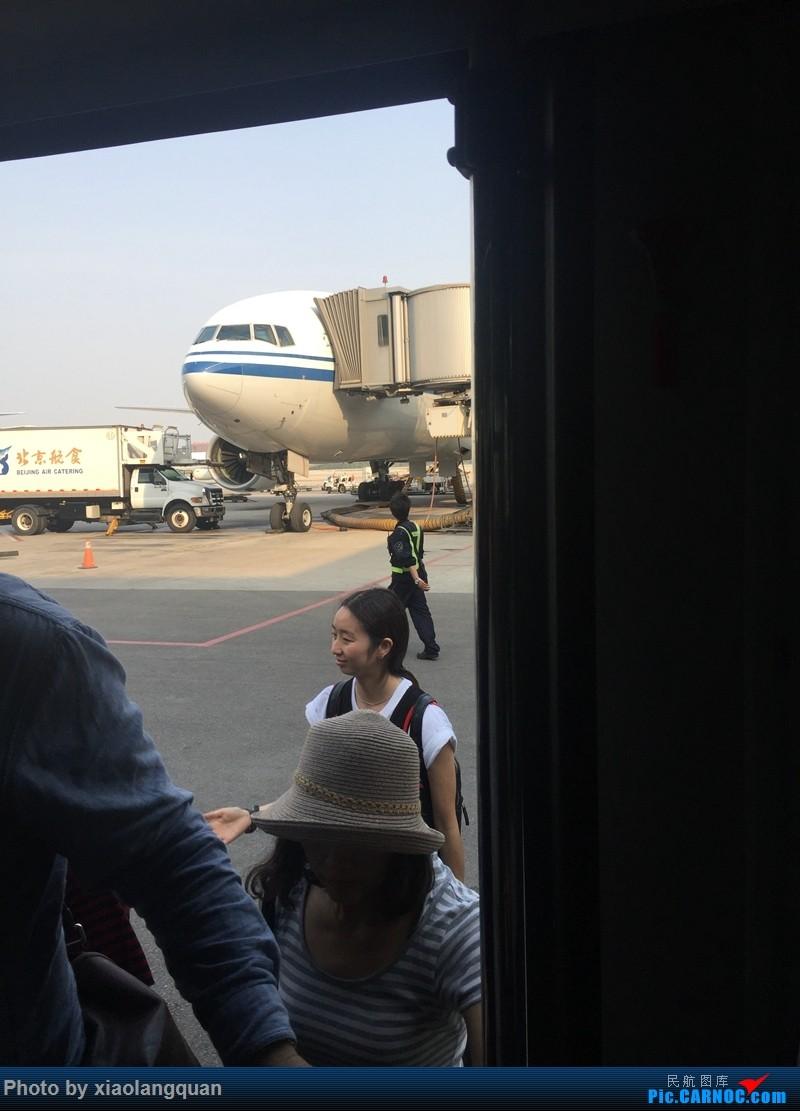 Re:[原创]CAN-PEK-GMP-PUS-PEK-CAN非常时期韩国之行全程擦航承运by772,738,77W(更新中) BOEING 777-200 B-2068 中国北京首都国际机场