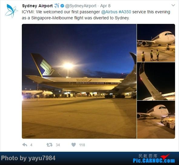 Re:Re:[原创]《Simon游记》第五季第四集 CZ326 SYD-SZX-CAN A330-300 曲折回家路,菜航广州之路再体验,首次经历航班备降,简评南航非正常航班处理 AIRBUS A350-900 9V-SMF