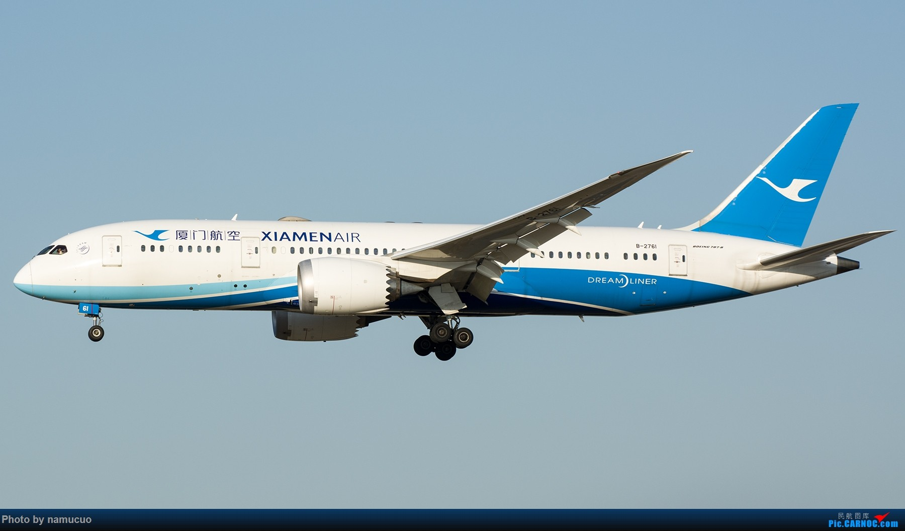 Re:[原创]【PEK】拍到的787合集(仅国内)29架 BOEING 787-8 B-2761
