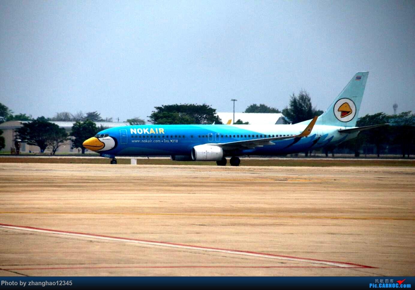 Re:泰国飞鸟航空 BOEING 737-800 HS-DBD 廊曼机场