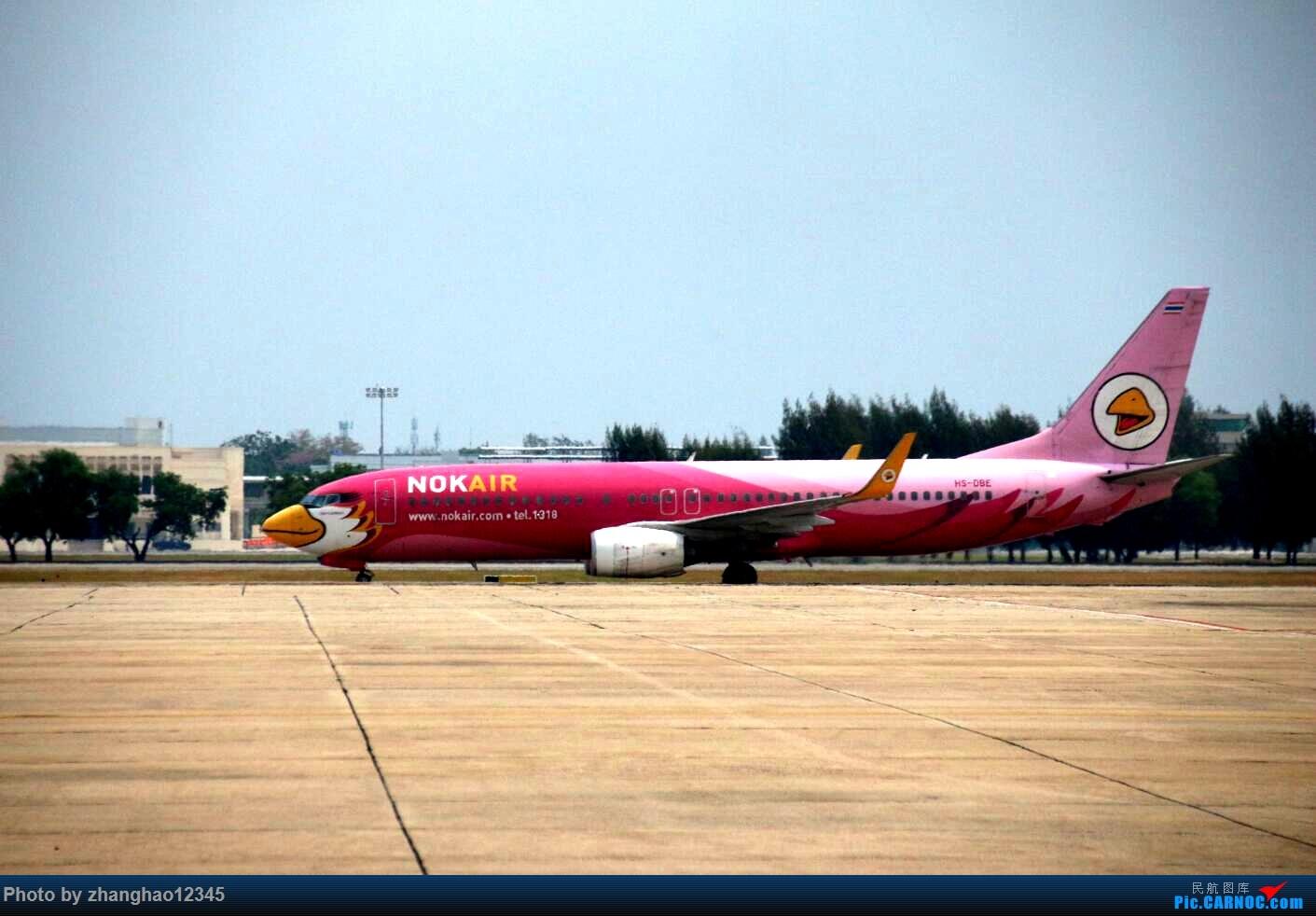 Re:泰国飞鸟航空 BOEING 737-800 HS-DBE 廊曼机场