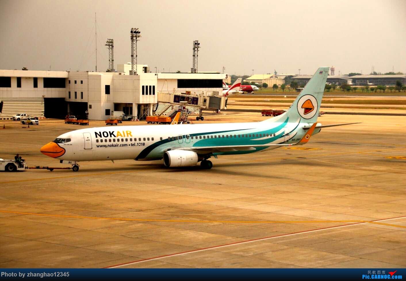 Re:泰国飞鸟航空 BOEING 737-800 HS-DBO 廊曼机场