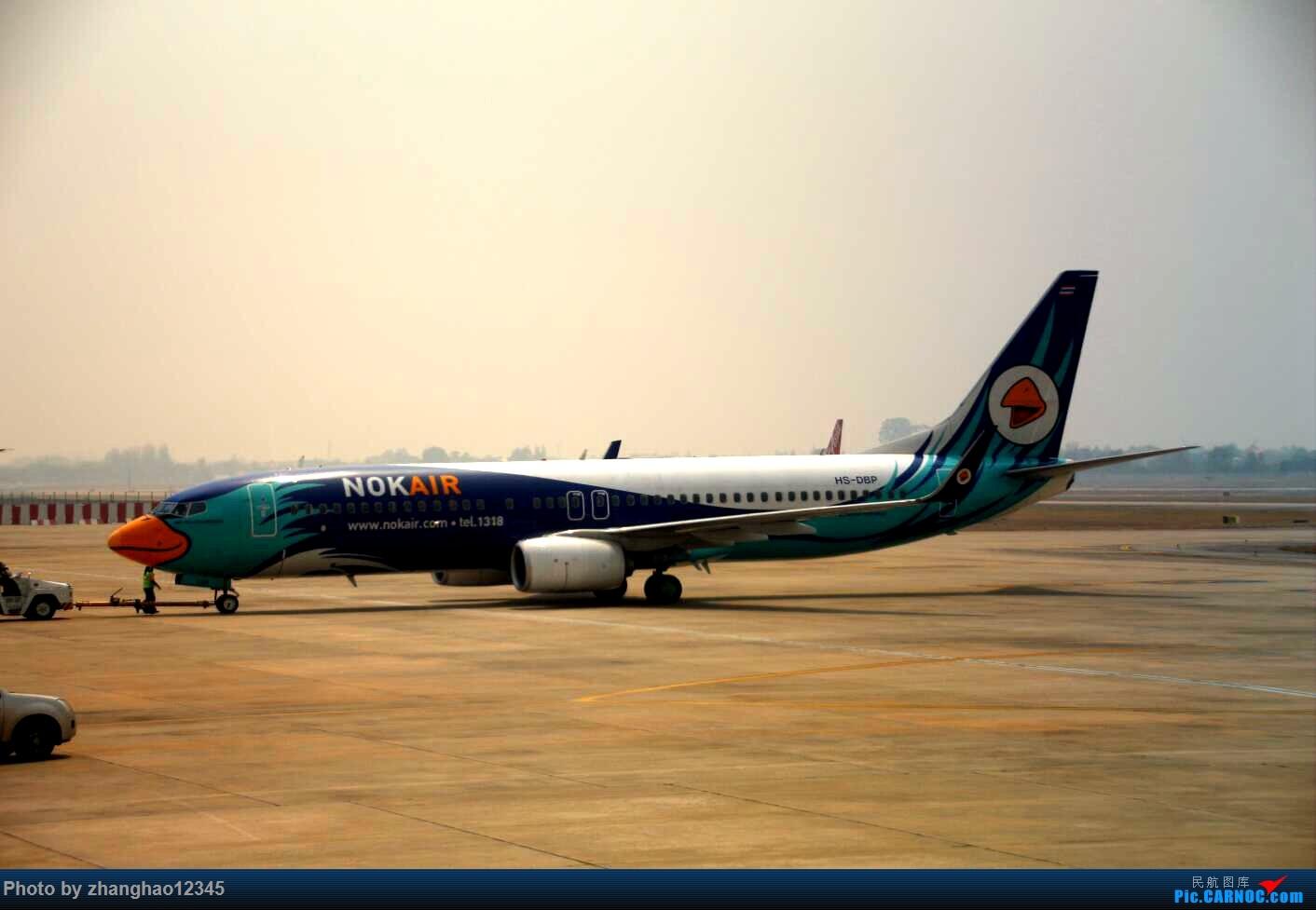Re:泰国飞鸟航空 BOEING 737-800 HS-DBP 廊曼机场