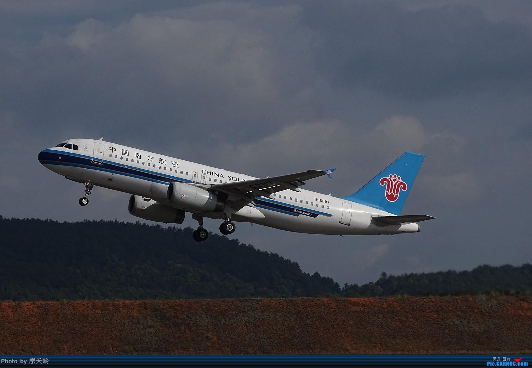 Re:[原创]【KMG】昆明长水 AIRBUS A320-200 B-6897 中国昆明长水国际机场