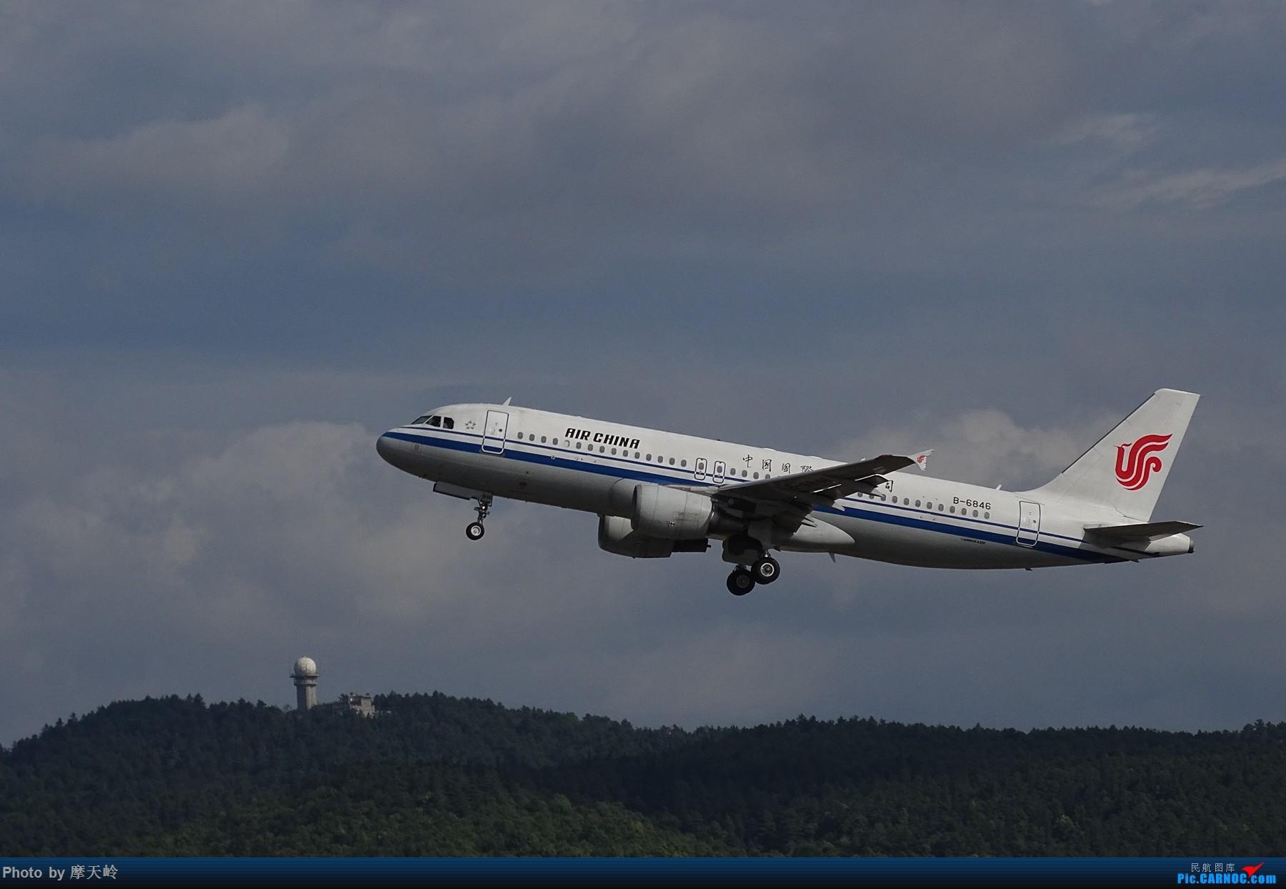Re:[原创]【KMG】昆明长水 AIRBUS A320-200 B-6846 中国昆明长水国际机场