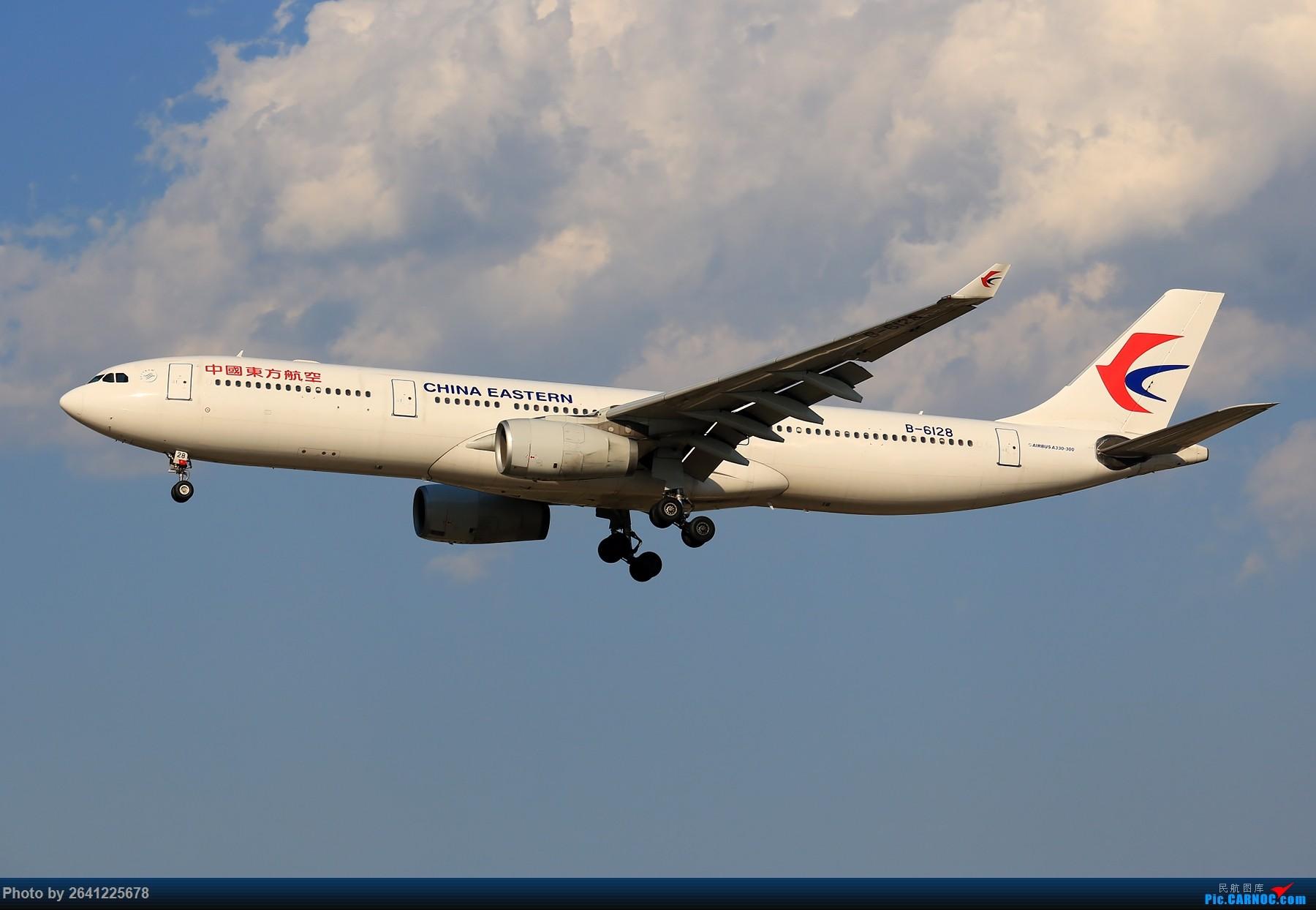 Re:[原创]【PEK】趁着水晶天去拍机(9 pics) AIRBUS A330-300 B-6128 中国北京首都国际机场