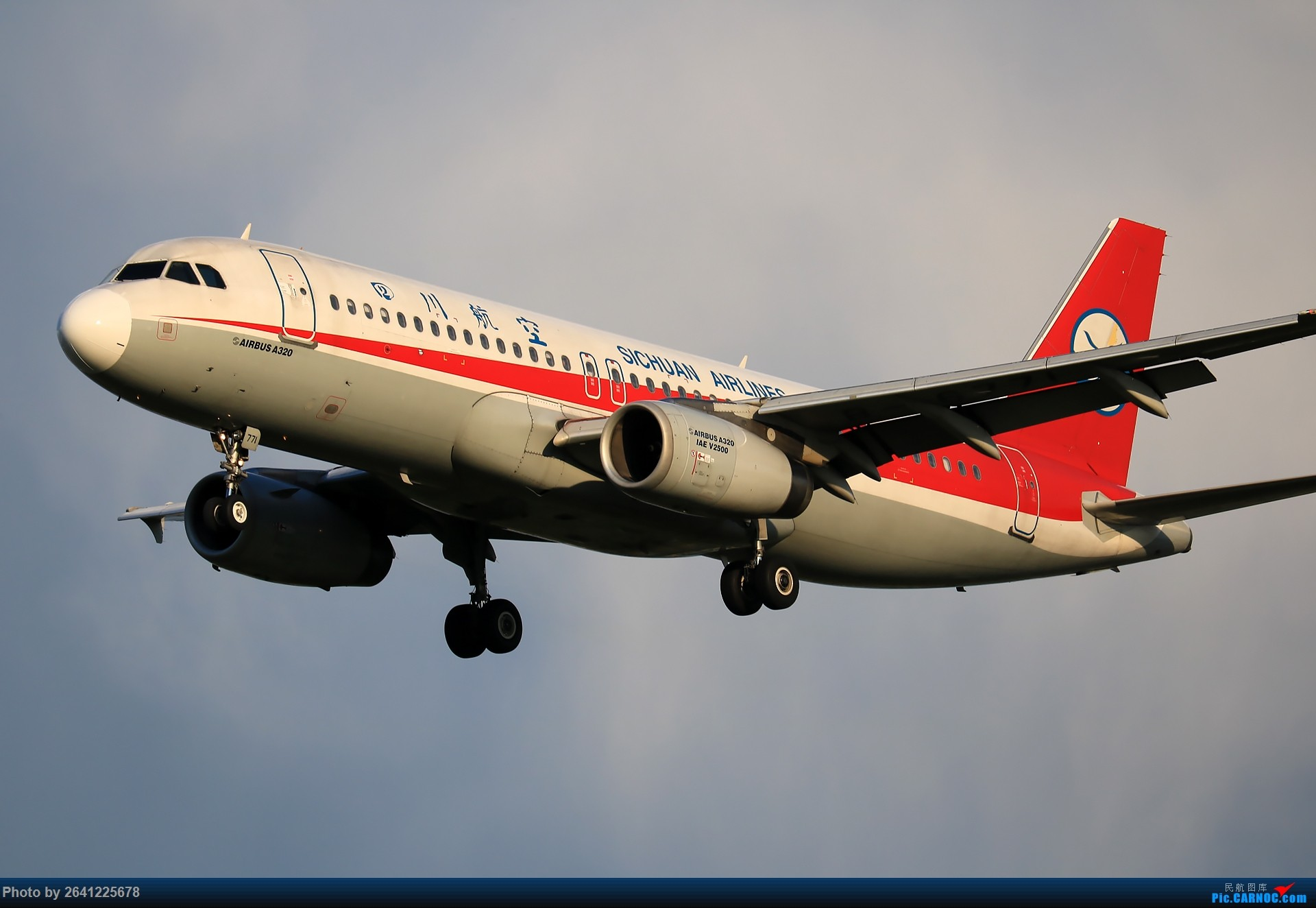 Re:[原创]【PEK】趁着水晶天去拍机(9 pics) AIRBUS A320-200 B-6771 中国北京首都国际机场