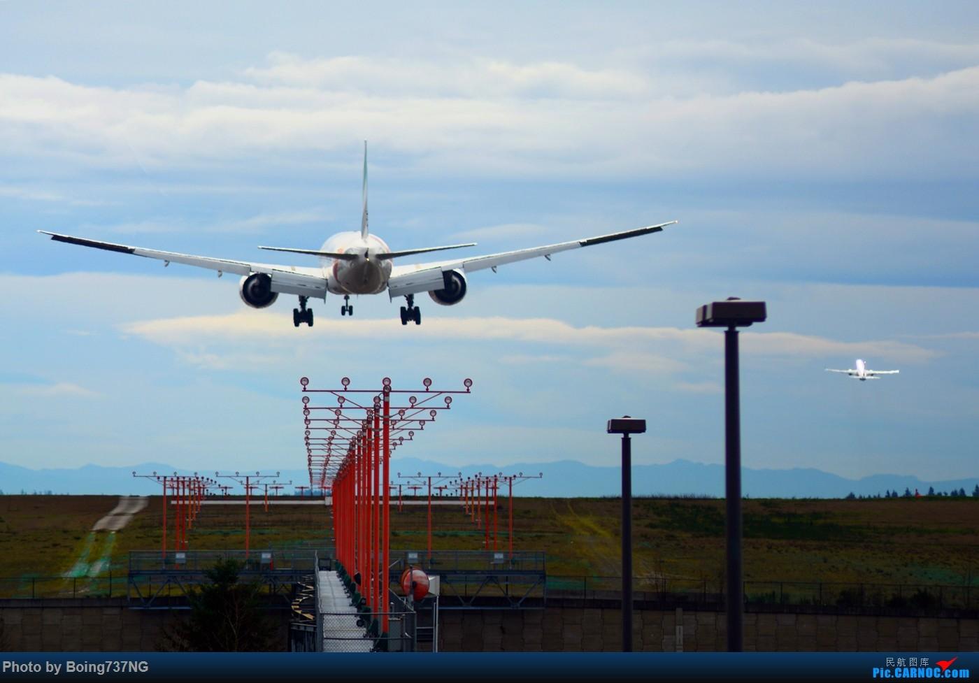 Re:[原创]【SEA-TAC】人生第一次的拍机收获    美国西雅图机场