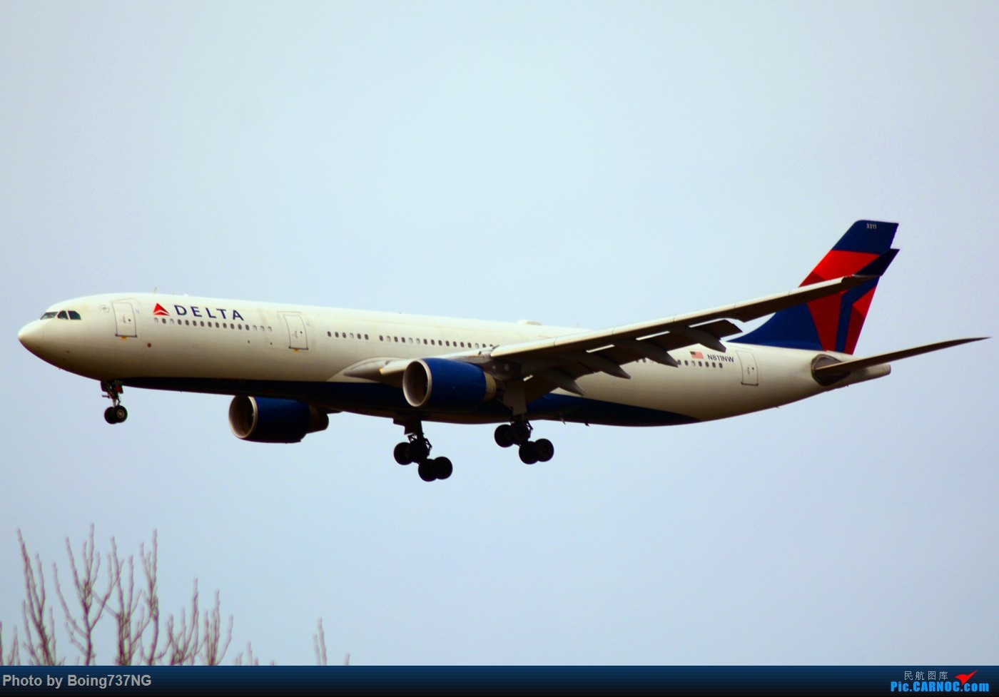 Re:[原创]【SEA-TAC】人生第一次的拍机收获 AIRBUS A320-300 N811NW 美国西雅图机场