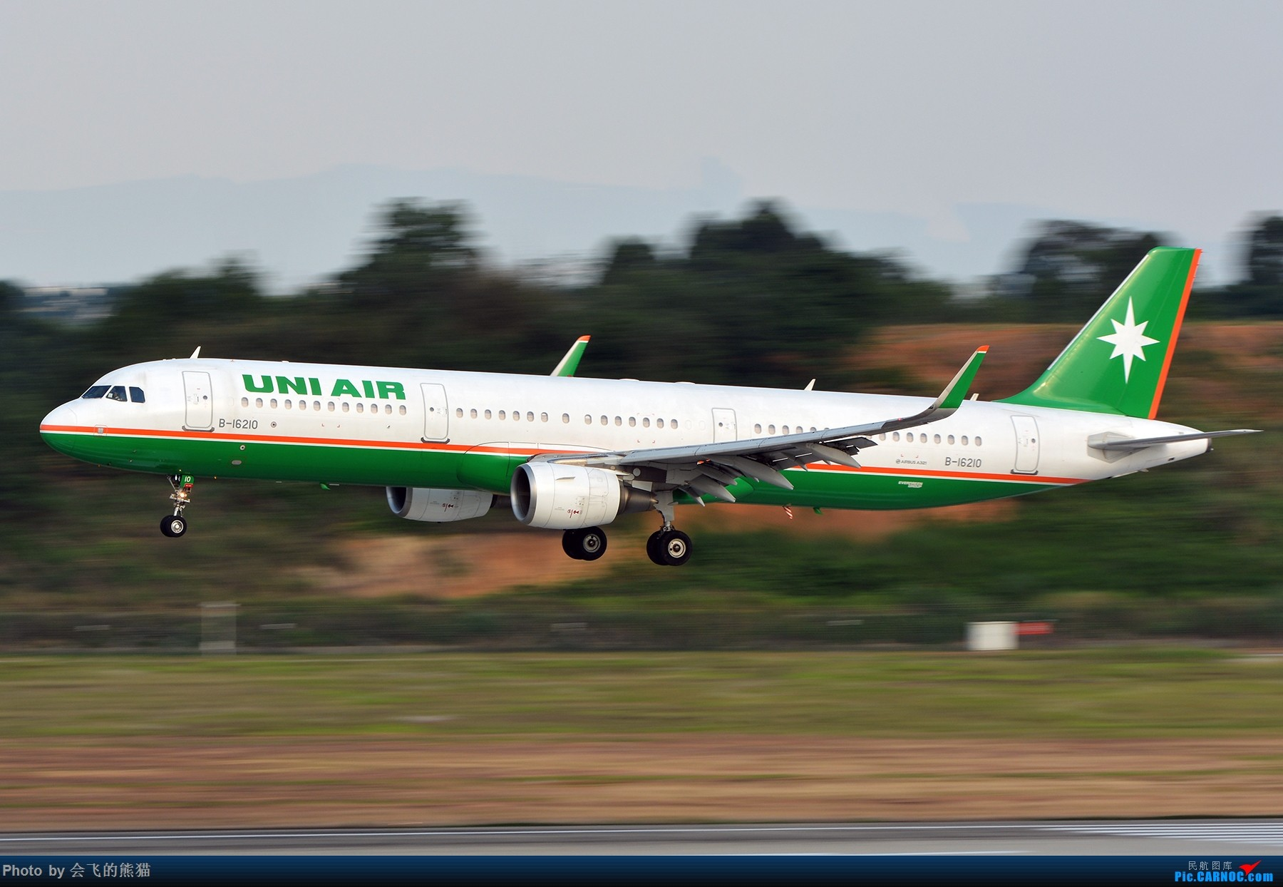 Re:[原创]暮 AIRBUS A321-200 B-16210 中国成都双流国际机场