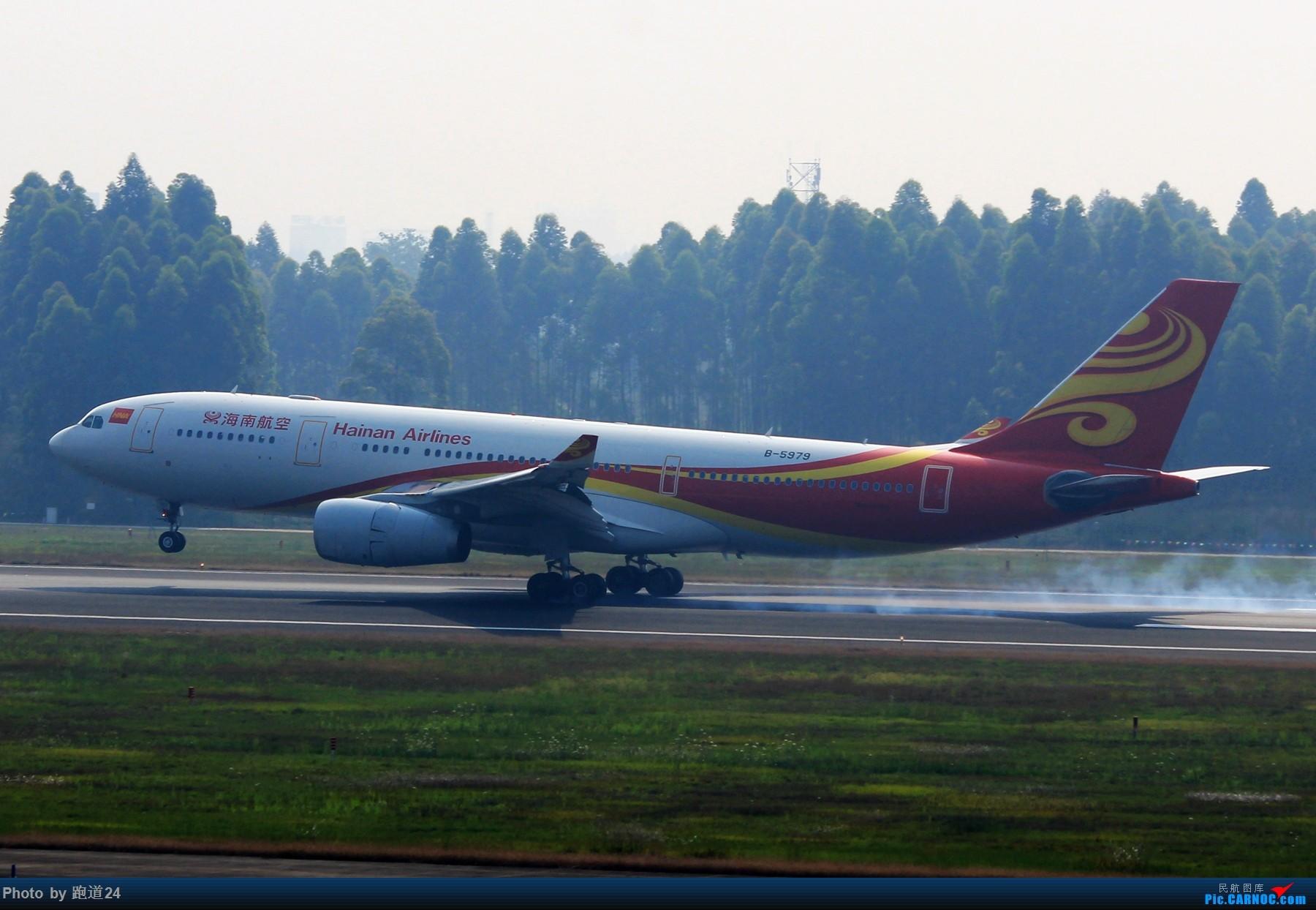 Re:[讨论]【多图党】CTU存货一组 AIRBUS A330-200 B-5979 中国成都双流国际机场