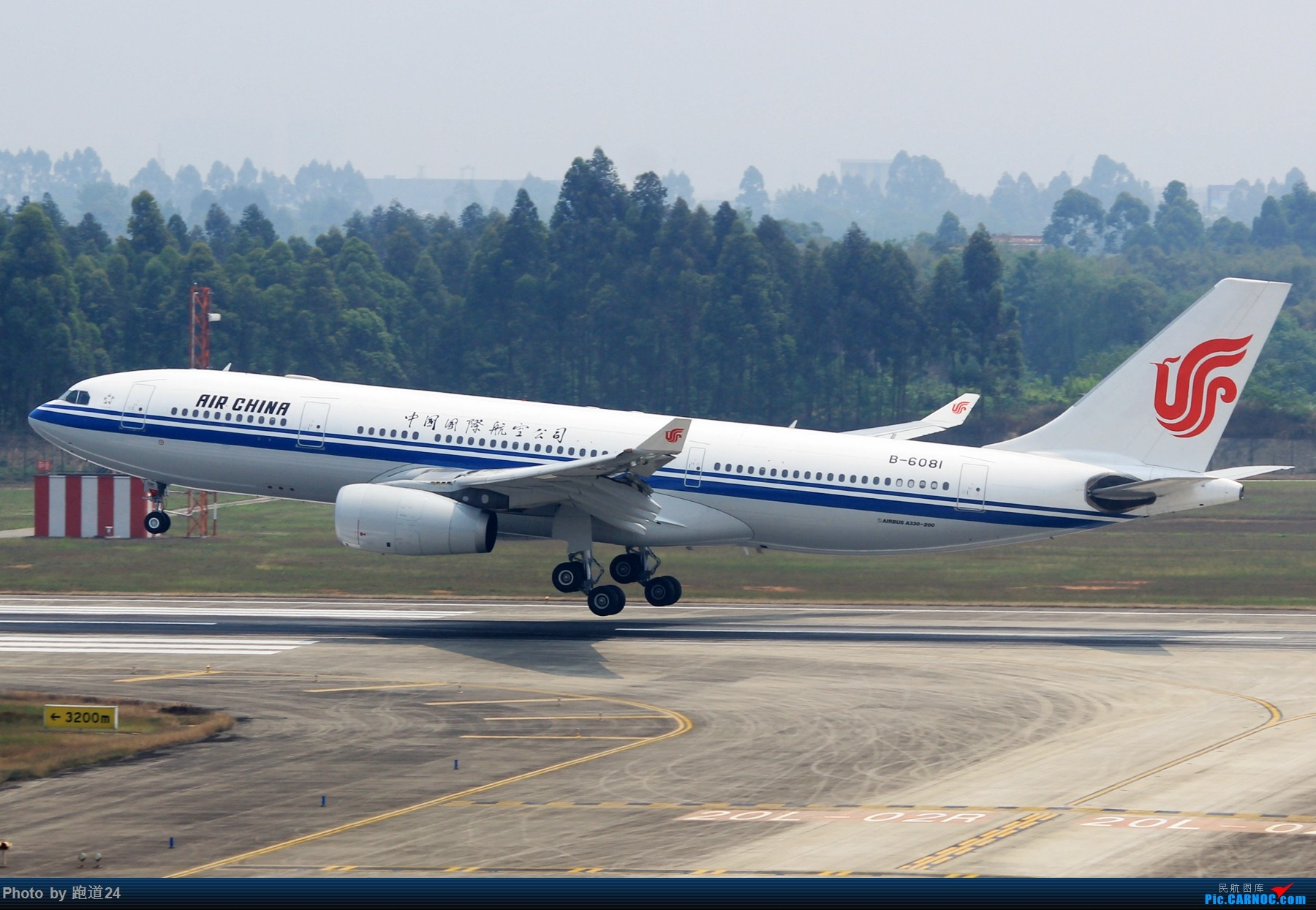 Re:[讨论]【多图党】CTU存货一组 AIRBUS A330-200 B-6081 中国成都双流国际机场