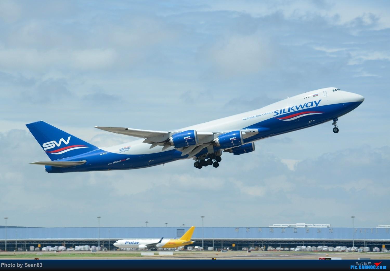 Re:[原创](PVG1500*) 梦幻般的雨云+两条蓝鹅拉起 BOEING 747-8F VQ-BVC 上海浦东国际机场