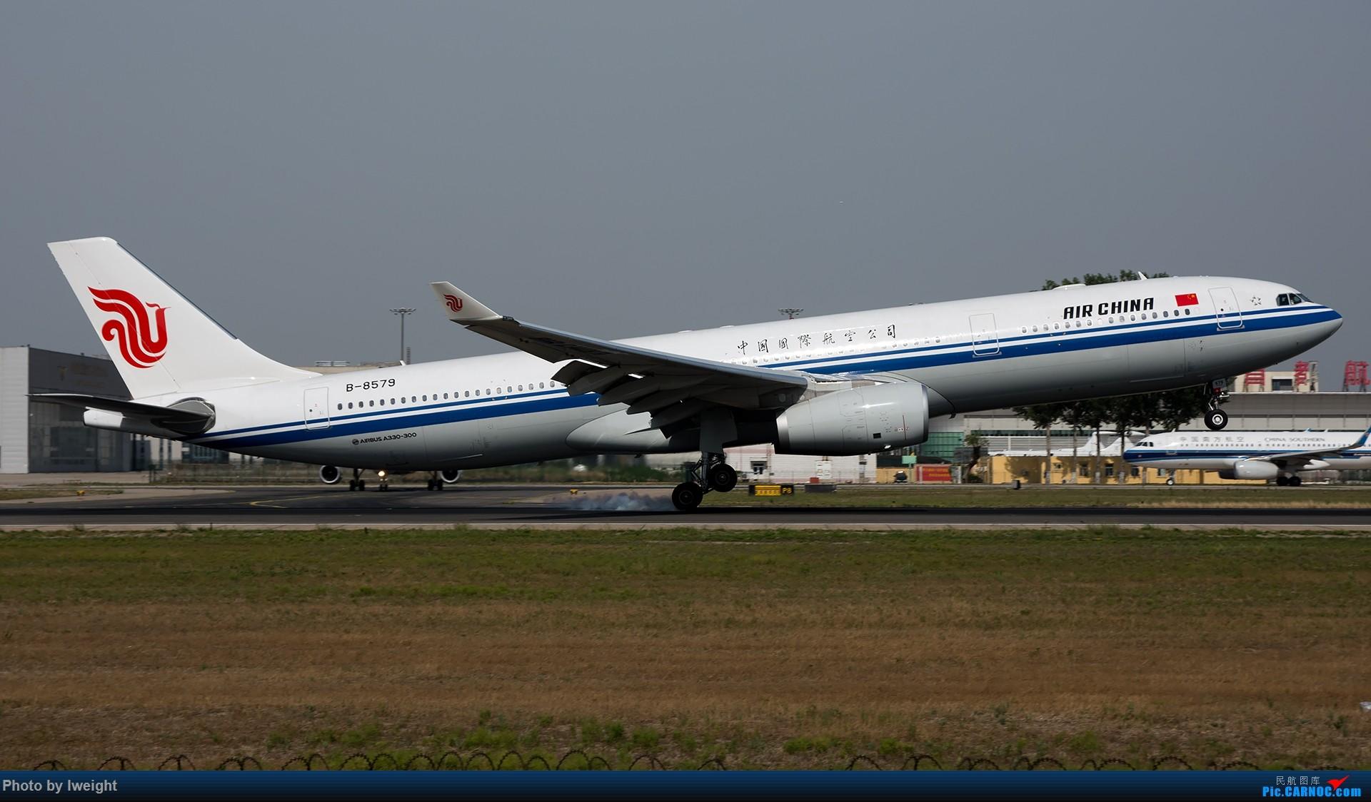 Re:[原创]很不错的天气,18R一组 AIRBUS A330-300 B-8579 中国北京首都国际机场