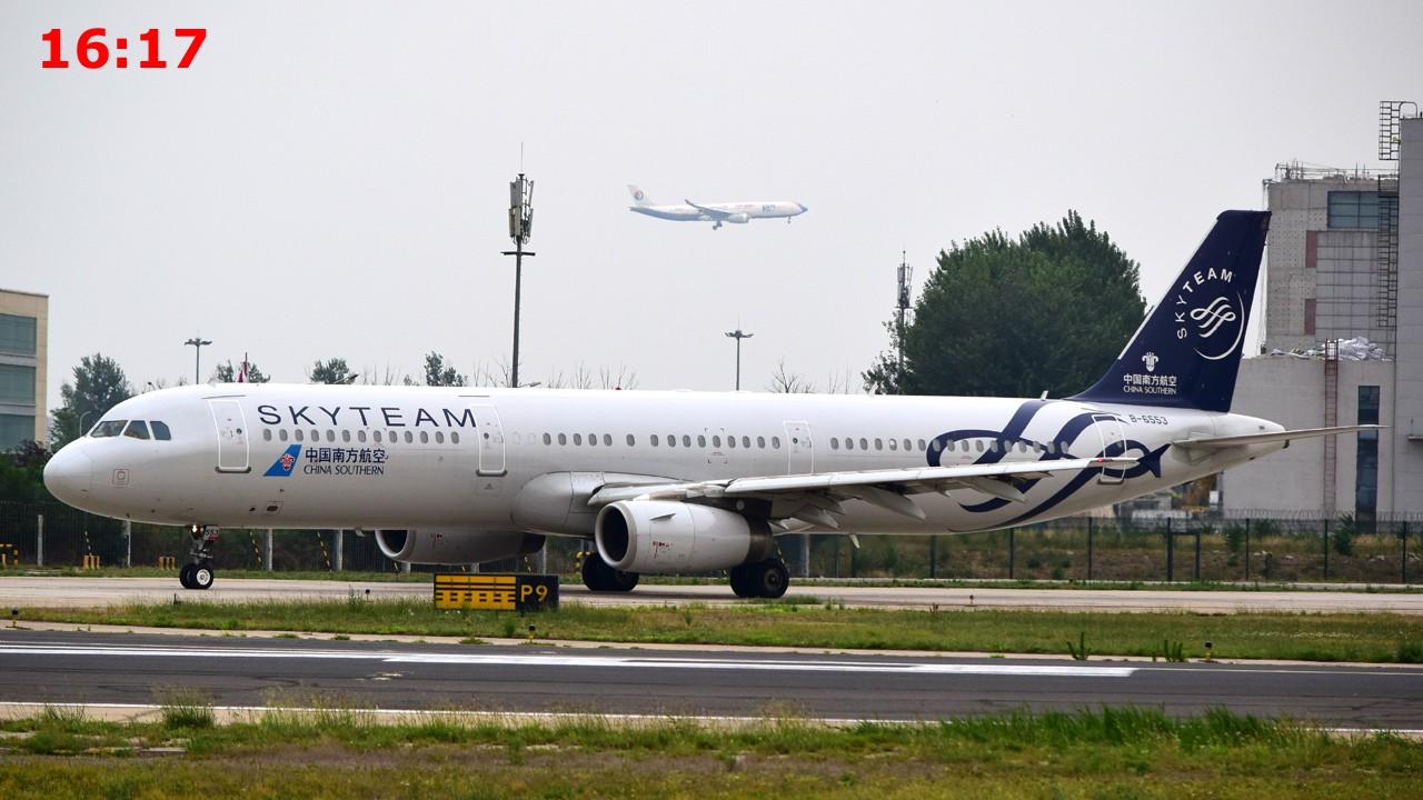 Re:[原创]创个纪录好不好? AIRBUS A321-200 B-6553 中国北京首都国际机场
