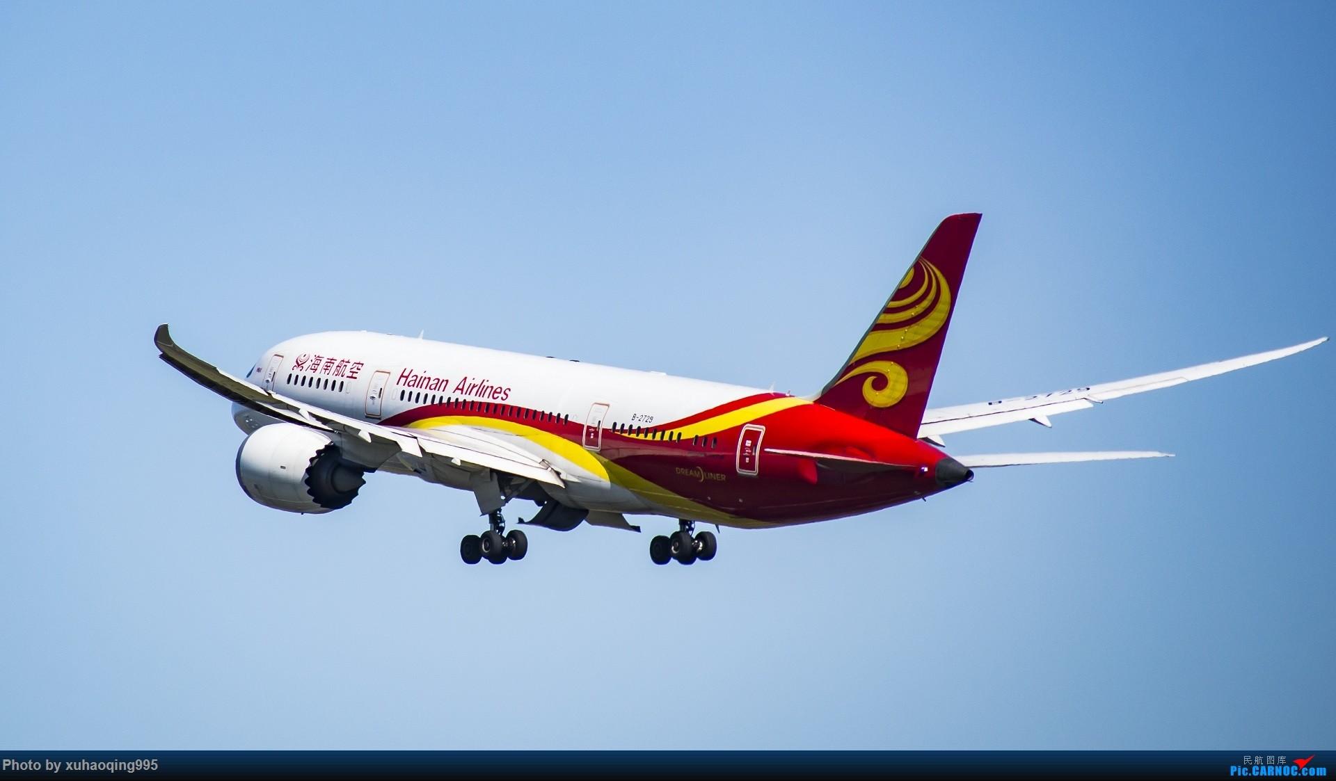 Re:[原创]罗马机场(FCO)拍机 BOEING 787-8 B-2739 意大利菲乌米奇诺机场