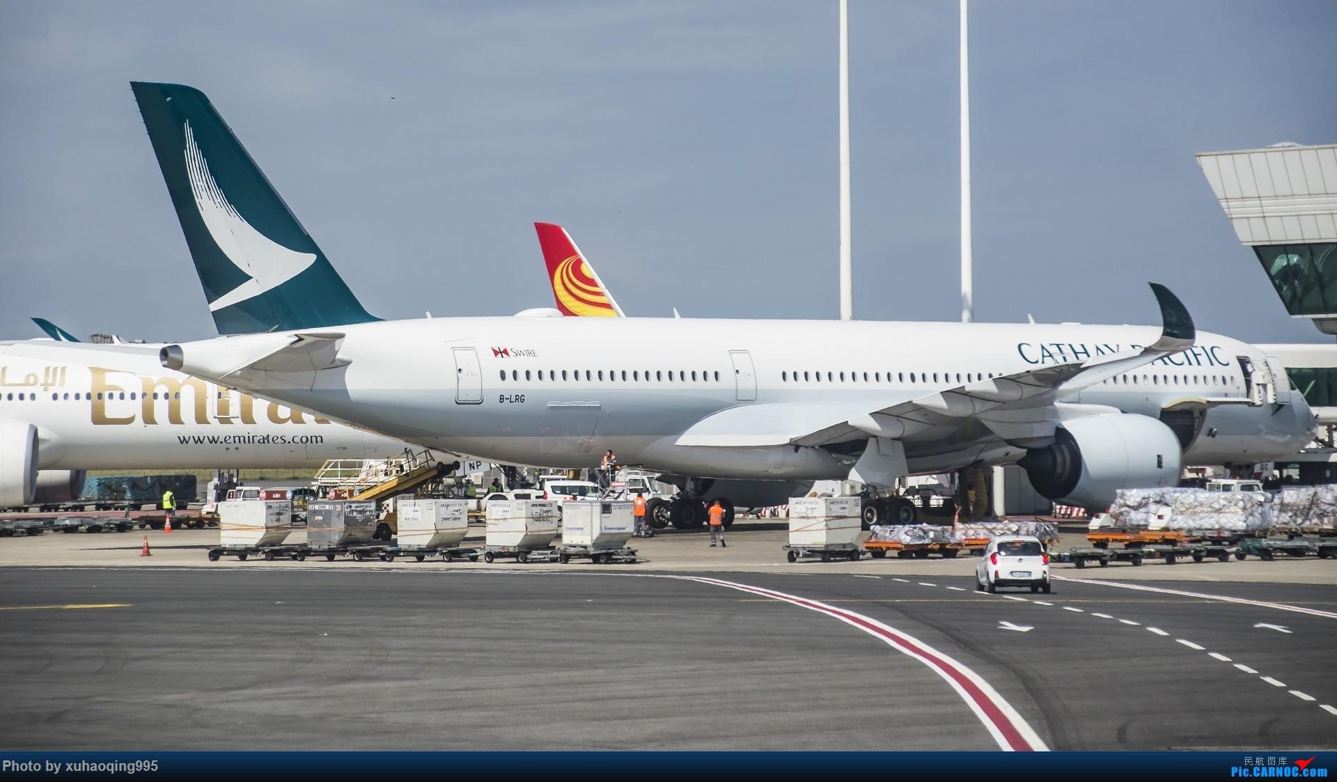 Re:[原创]罗马机场(FCO)拍机 AIRBUS A350-900 B-LRG 意大利菲乌米奇诺机场