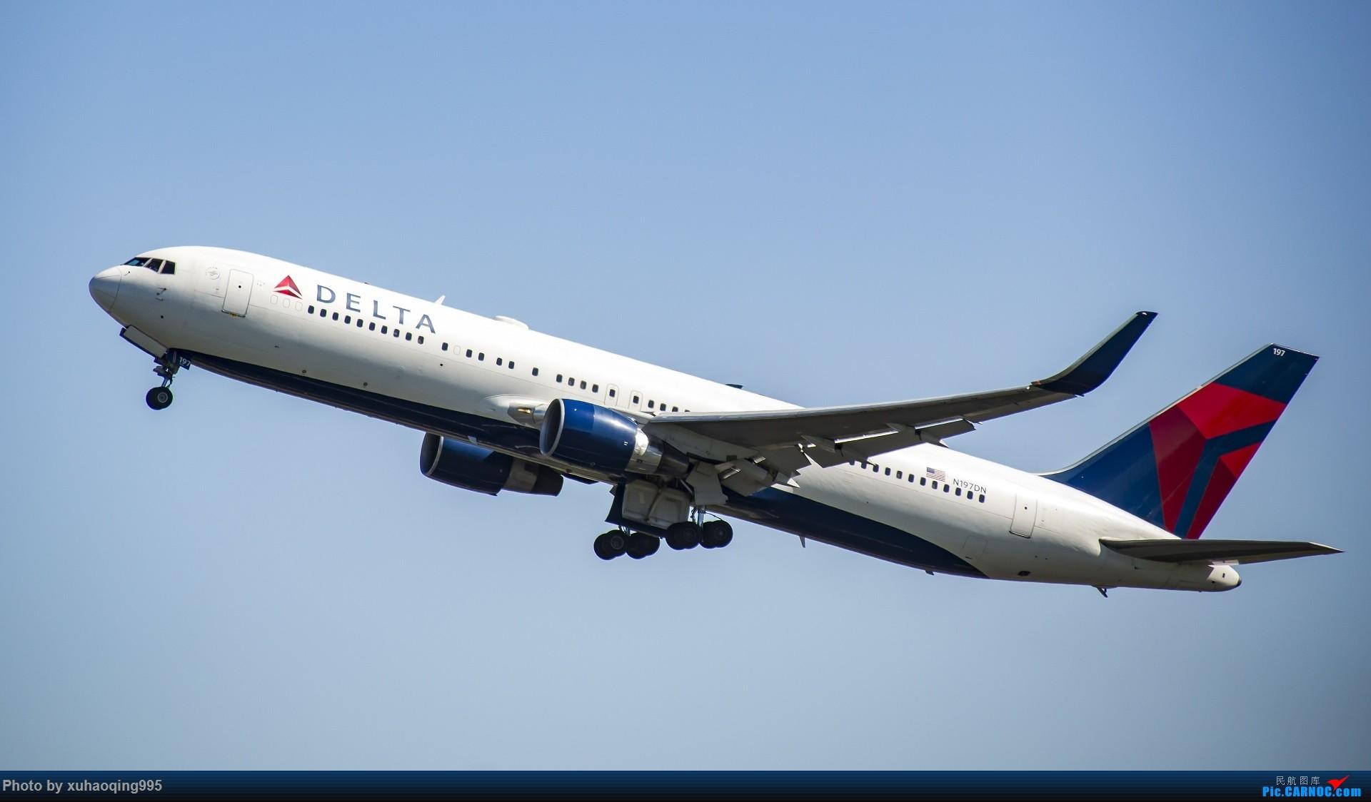 Re:[原创]罗马机场(FCO)拍机 BOEING 767-300 N197DN 意大利菲乌米奇诺机场