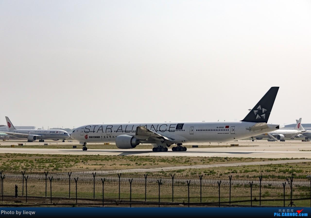 Re:[原创][PEK]近期一组 BOEING 777-300ER B-2032 首都国际机场