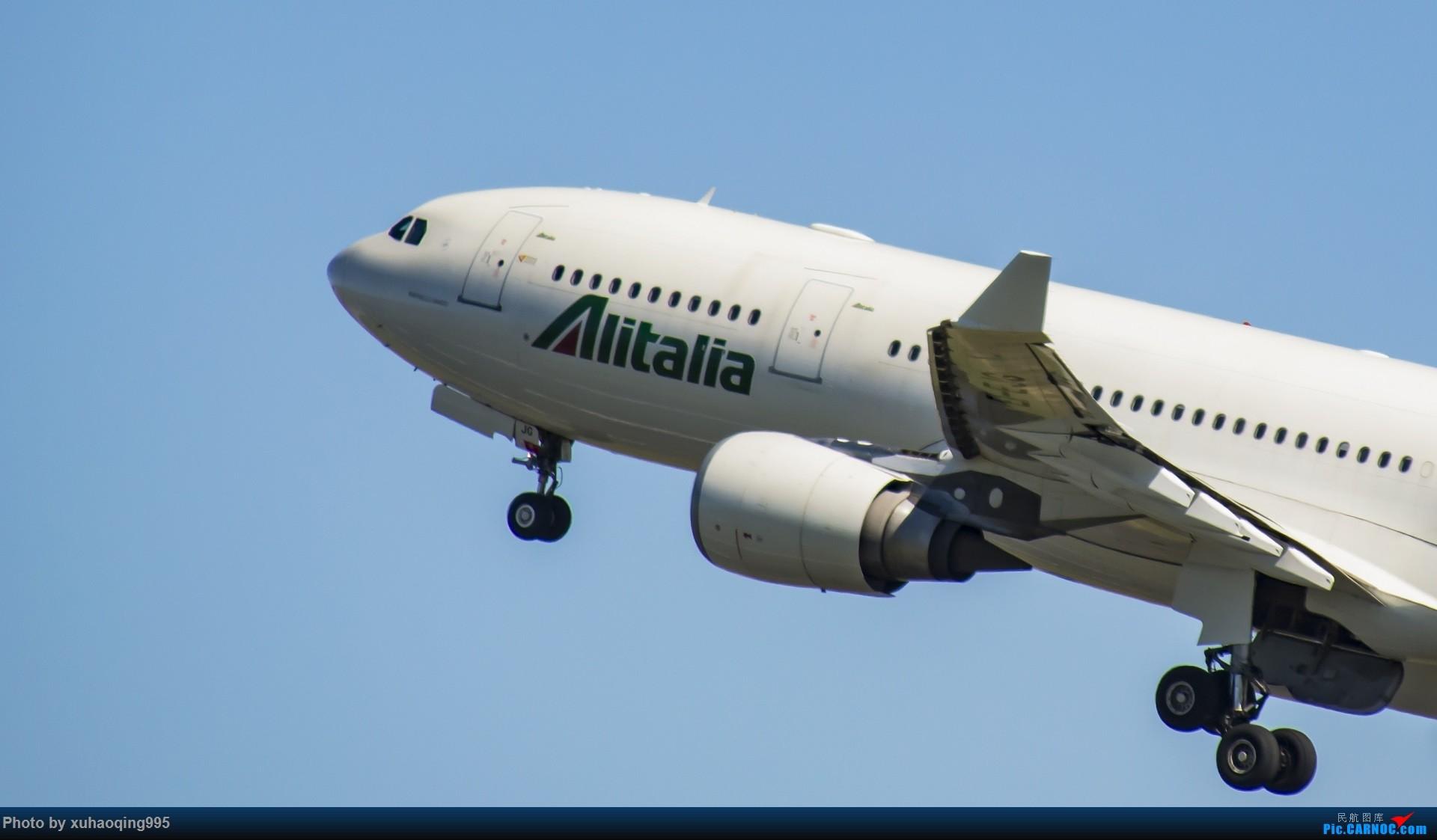 Re:[原创]罗马机场(FCO)拍机 AIRBUS A330-200 EI-EJI 意大利菲乌米奇诺机场