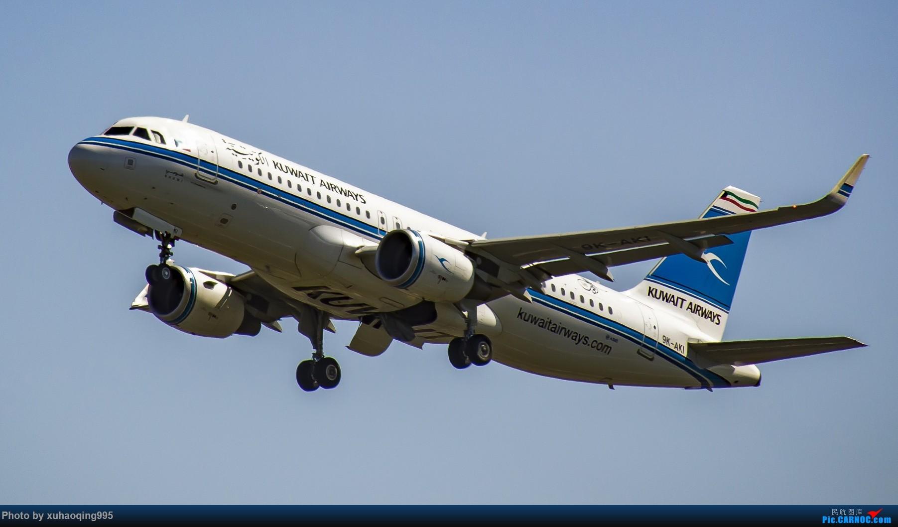 Re:[原创]罗马机场(FCO)拍机 AIRBUS A320 9K-AKI 意大利菲乌米奇诺机场