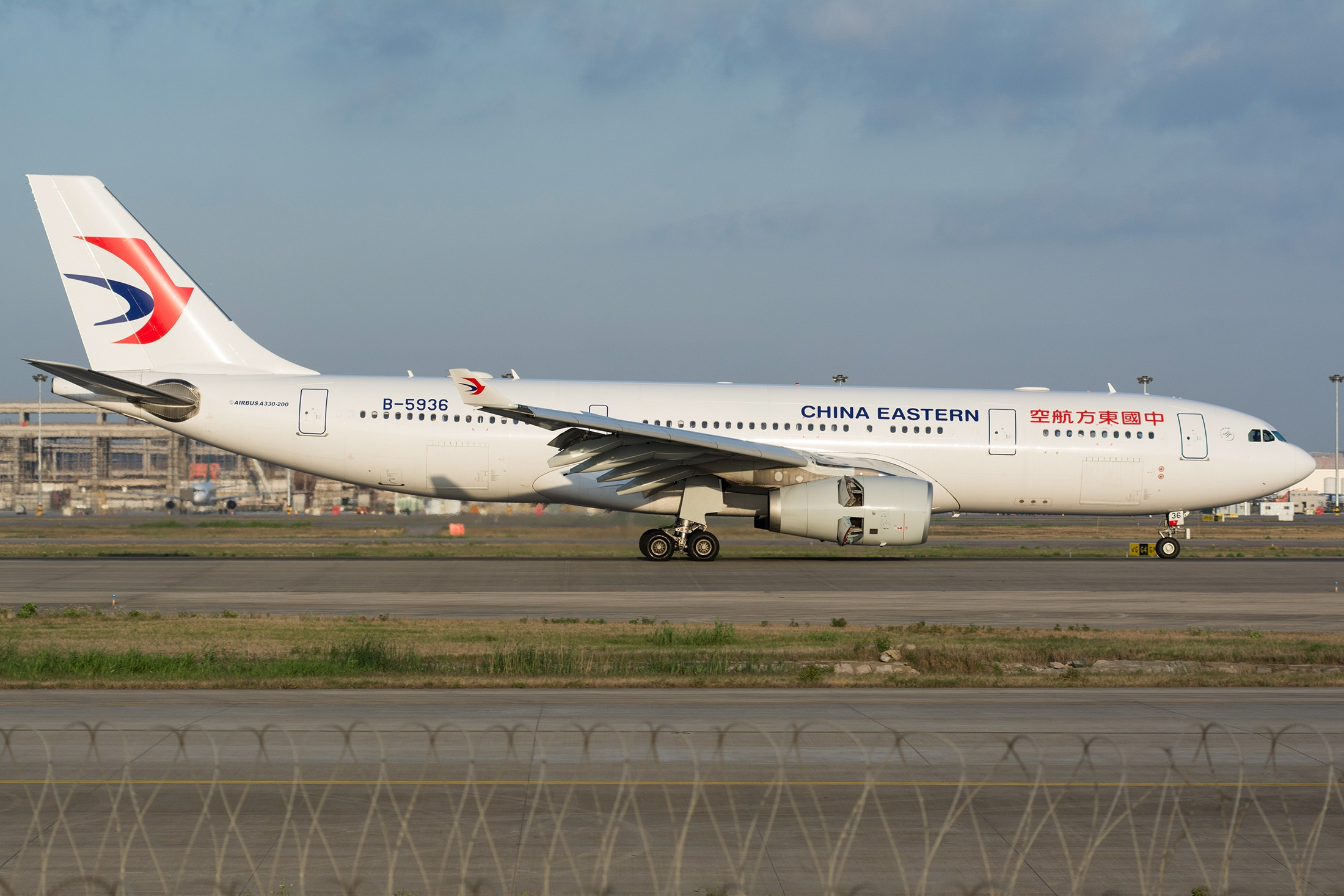 Re:[原创]【PVG】两张东航 AIRBUS A330-200 B-5936 中国上海浦东国际机场