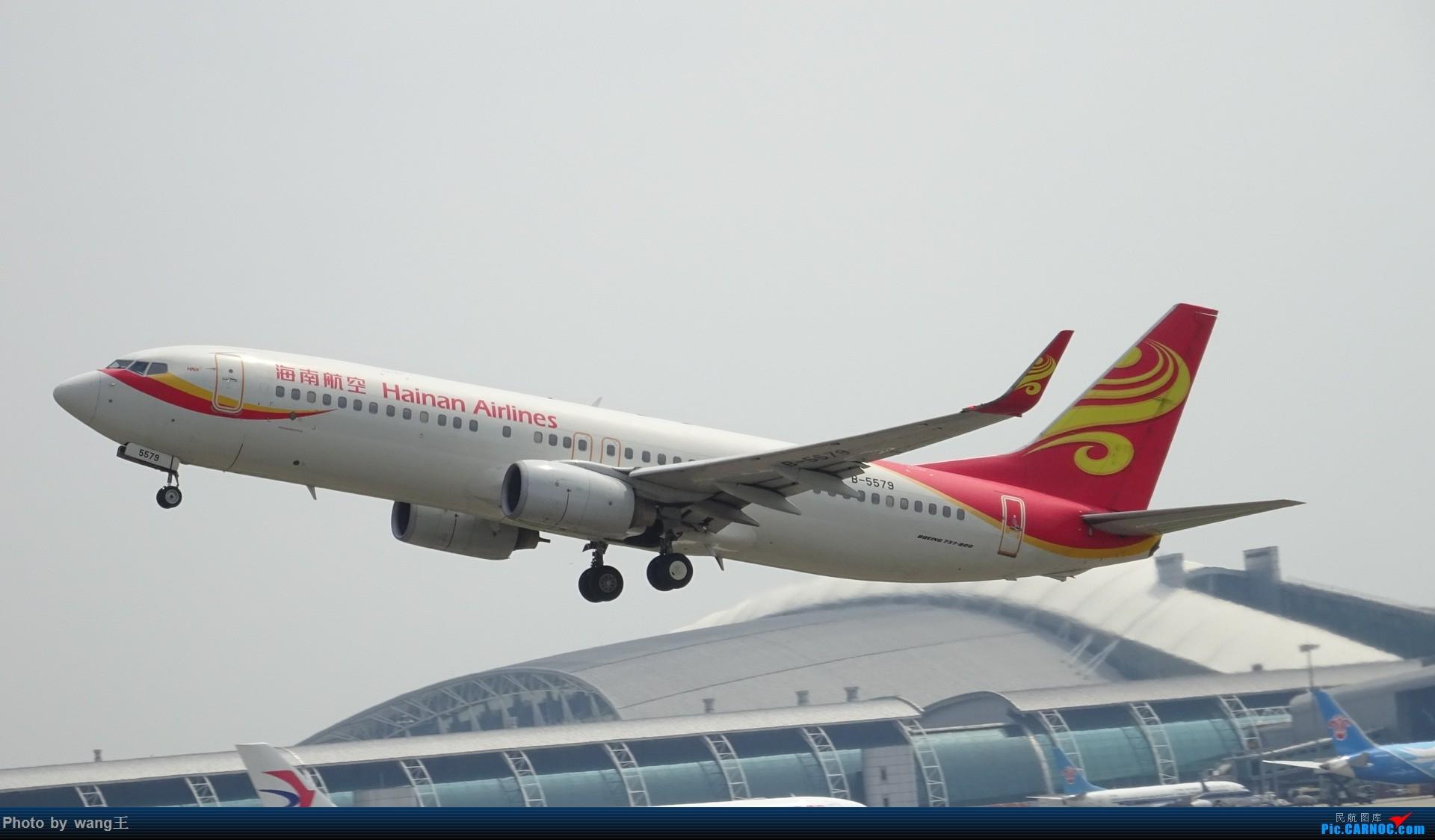 Re:[原创]CAN拍机 去年库存 BOEING 737-84P(WL) B-5579 中国广州白云国际机场