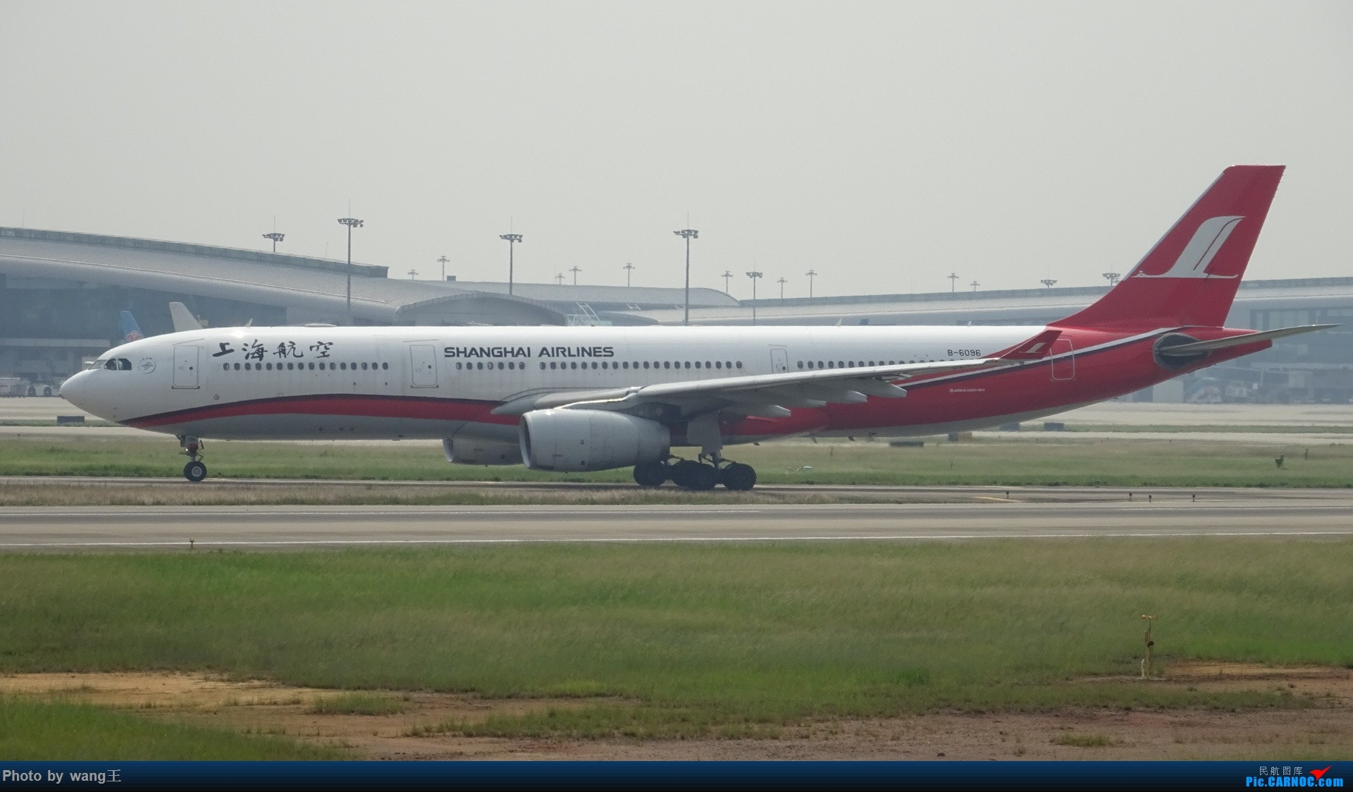 Re:[原创]CAN拍机  去年库存 AIRBUS A330-343X B-6096 中国广州白云国际机场