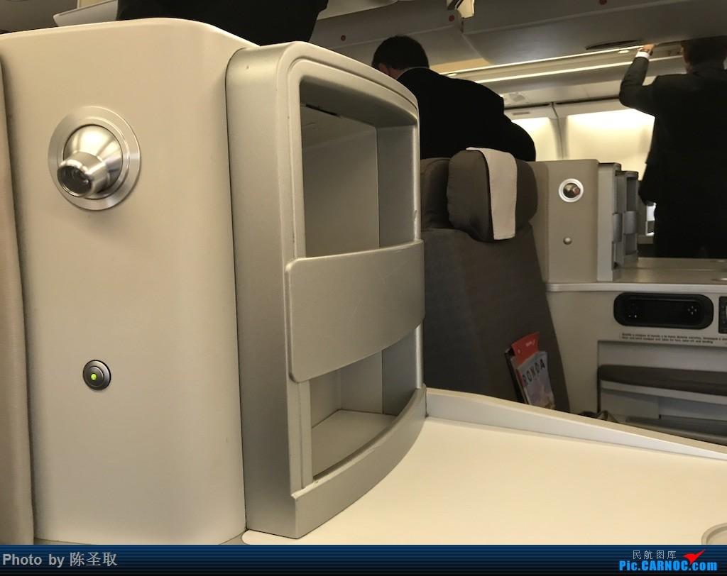 Re:[原创]【Kris游记39】IBERIA西班牙国家航空 IB3167 A346 经历英航IT大bug,首次体验IBERIA的短途商务舱 AIRBUS A340-600 EC-IZX 英国伦敦希思罗机场