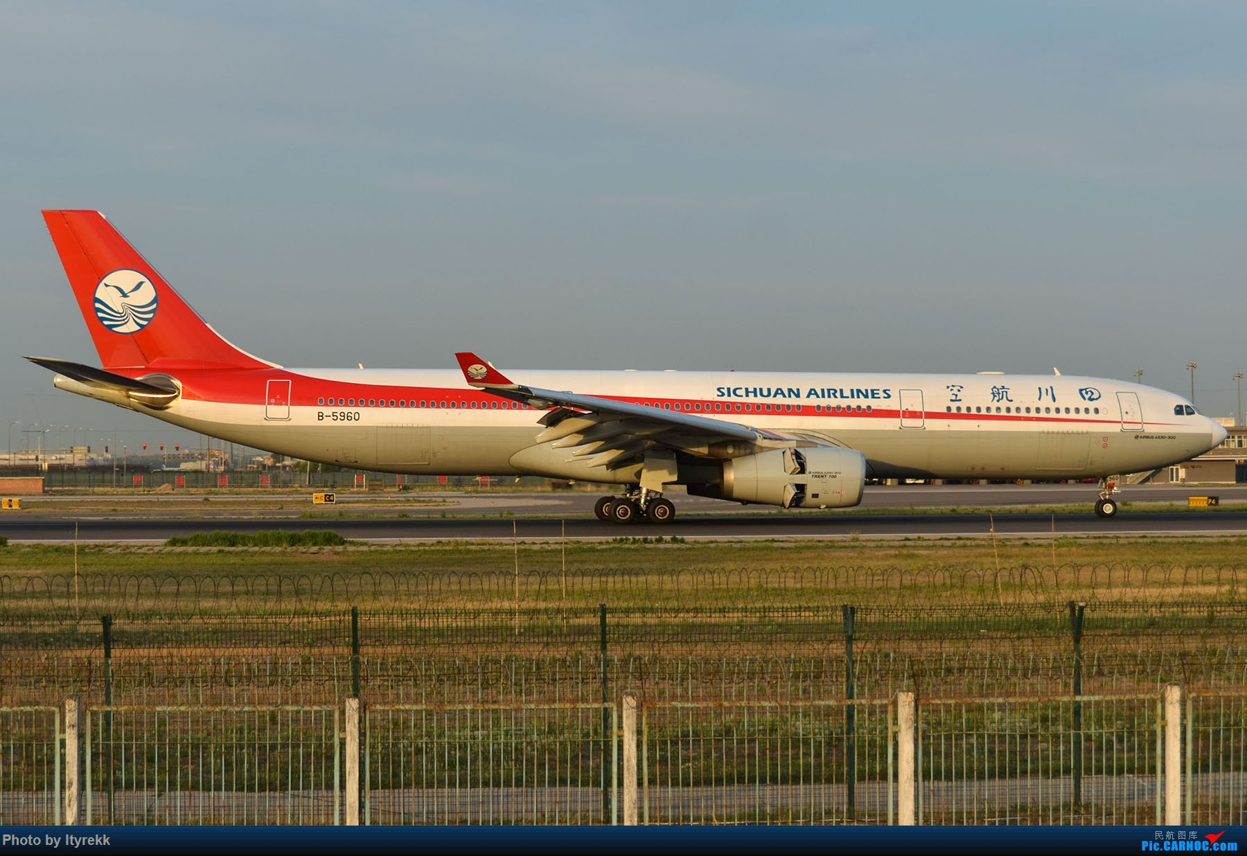 Re:[原创]很久没有发图了。PEK二十里铺的一下午 AIRBUS A330-300 B-5960 中国北京首都国际机场