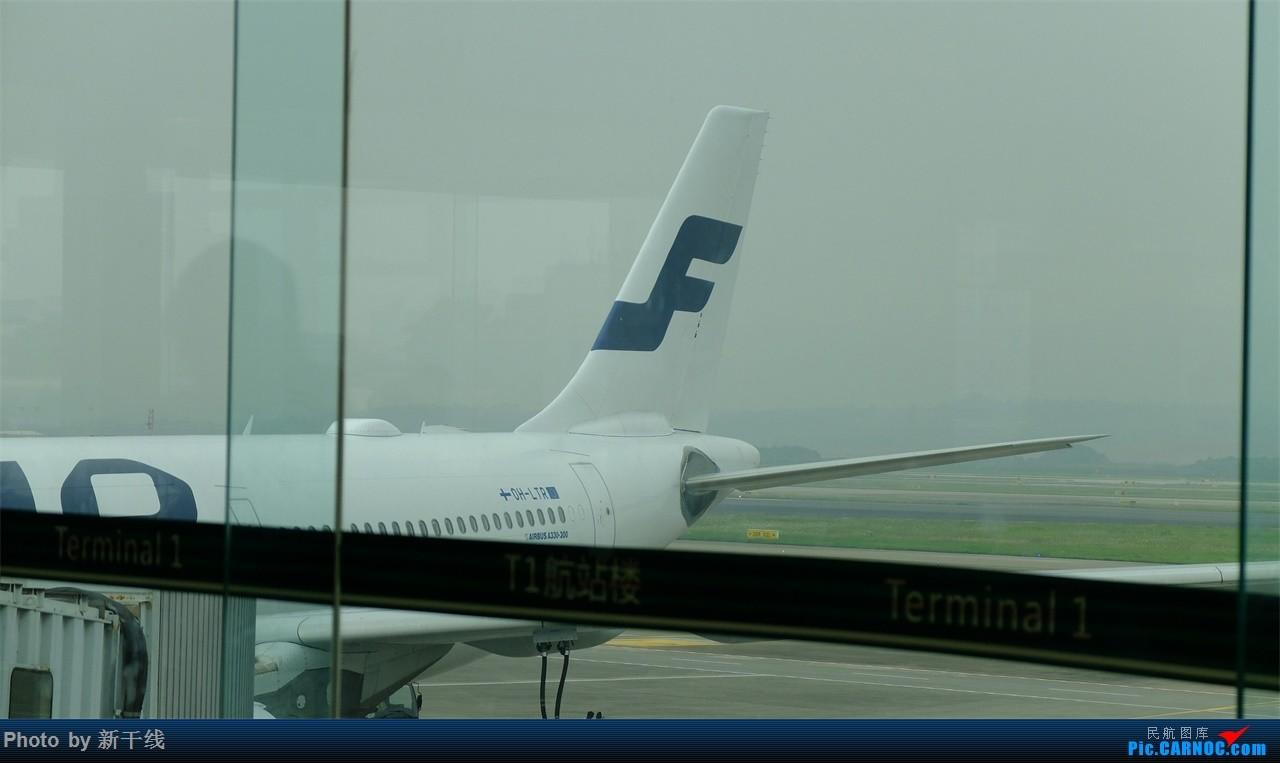 Re:[原创]2017克罗地亚之夏 CKG-HEL-PRG-DBV-BUD-HEL-CKG AIRBUS A330-300 OH-LTR 重庆江北