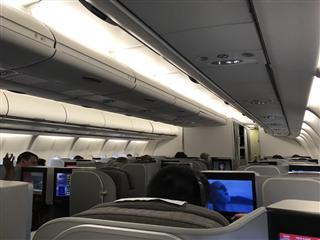 Re:【Kris游记39】IBERIA西班牙国家航空 IB3167 A346 经历英航IT大bug,首次体验IBERIA的短途商务舱