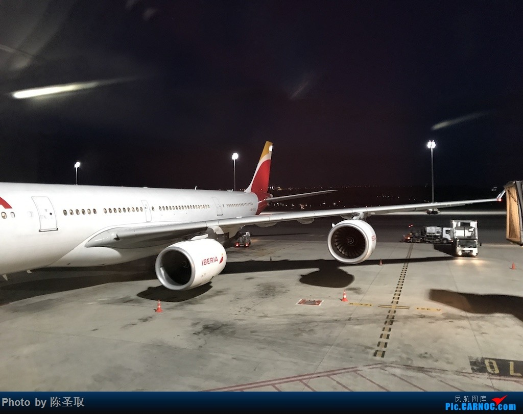 Re:[原创]【Kris游记39】IBERIA西班牙国家航空 IB3167 A346 经历英航IT大bug,首次体验IBERIA的短途商务舱 AIRBUS A340-600 EC-IZX 西班牙马德里机场