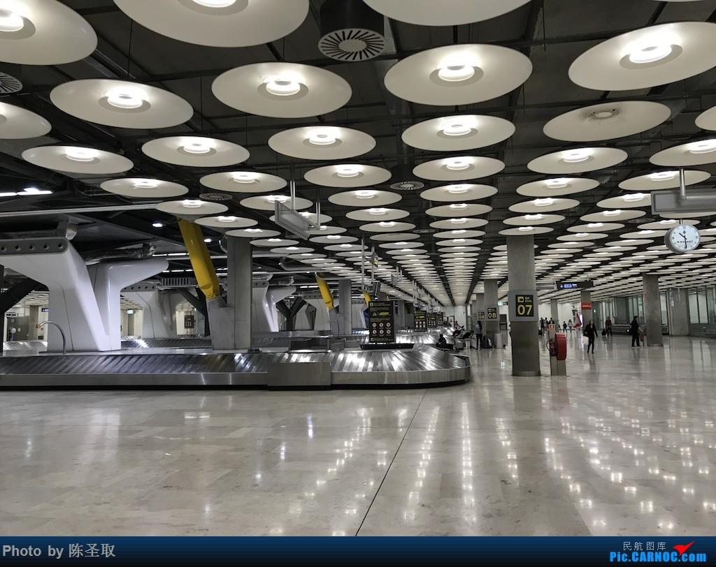 Re:[原创]【Kris游记39】IBERIA西班牙国家航空 IB3167 A346 经历英航IT大bug,首次体验IBERIA的短途商务舱    西班牙马德里机场