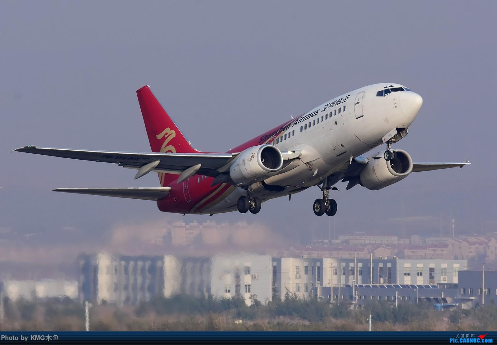 Re:[原创]【昆明长水国际机场——KMG木鱼拍机】发一波库存图 BOEING 737-700 B-5025 中国昆明长水国际机场