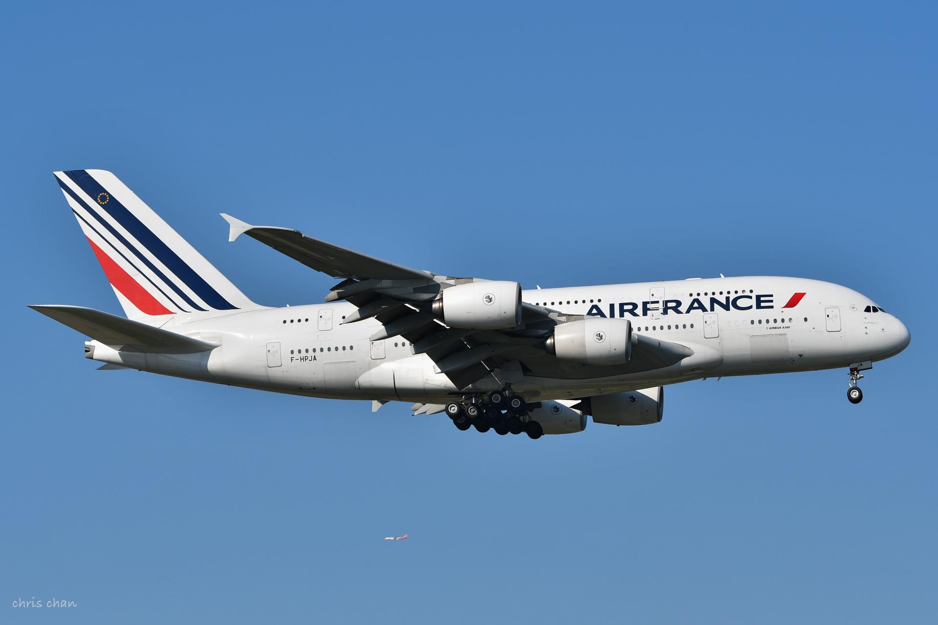 [原创]新人报道——PVG首拍 AIRBUS A380 F-HPJA 中国上海浦东国际机场