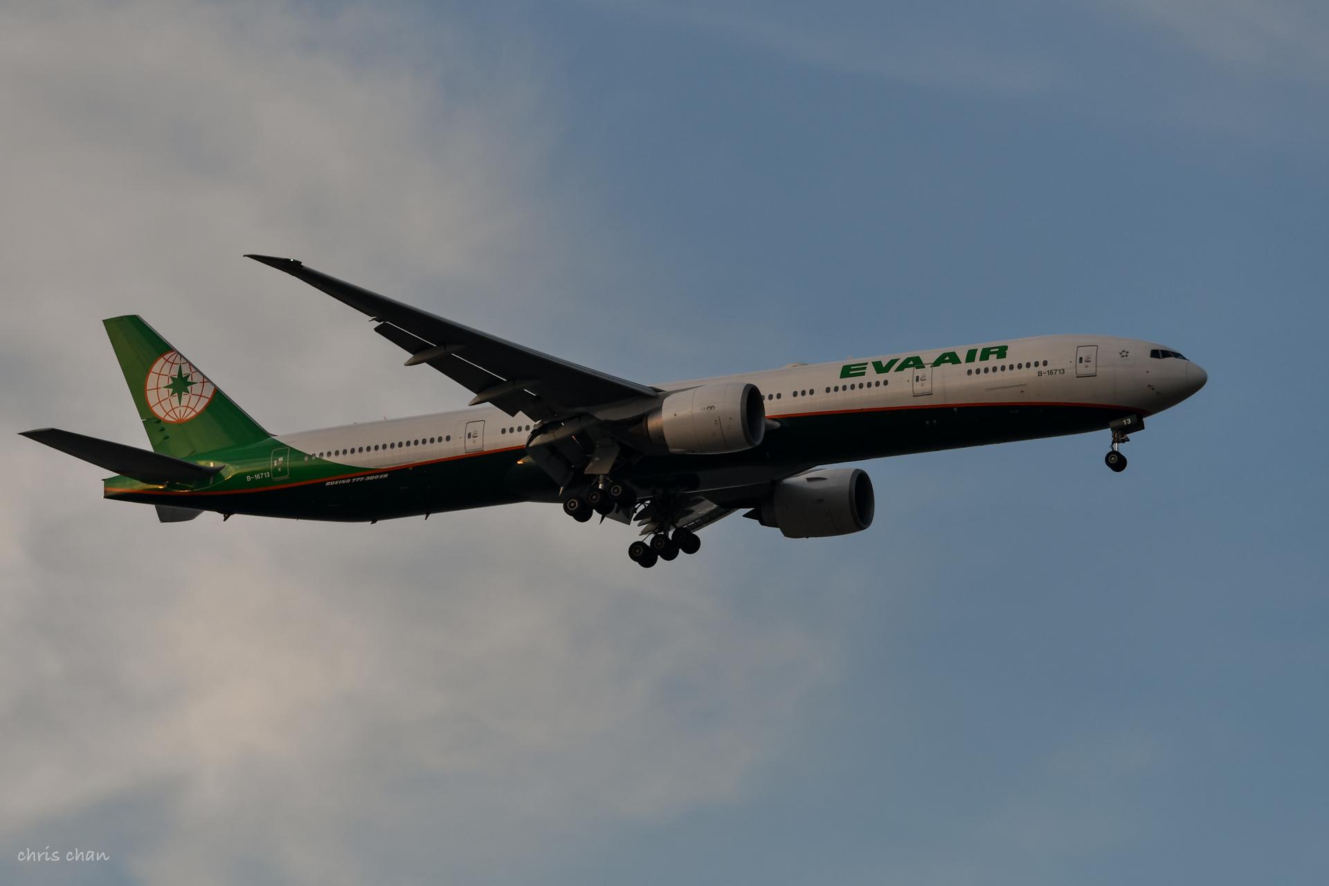 Re:[原创]新人报道——PVG首拍 BOEING 777-300ER B-16713 中国上海浦东国际机场