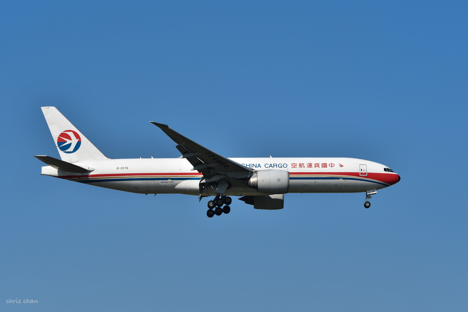 Re:[原创]新人报道——PVG首拍 BOEING 777-200 B-2076 中国上海浦东国际机场