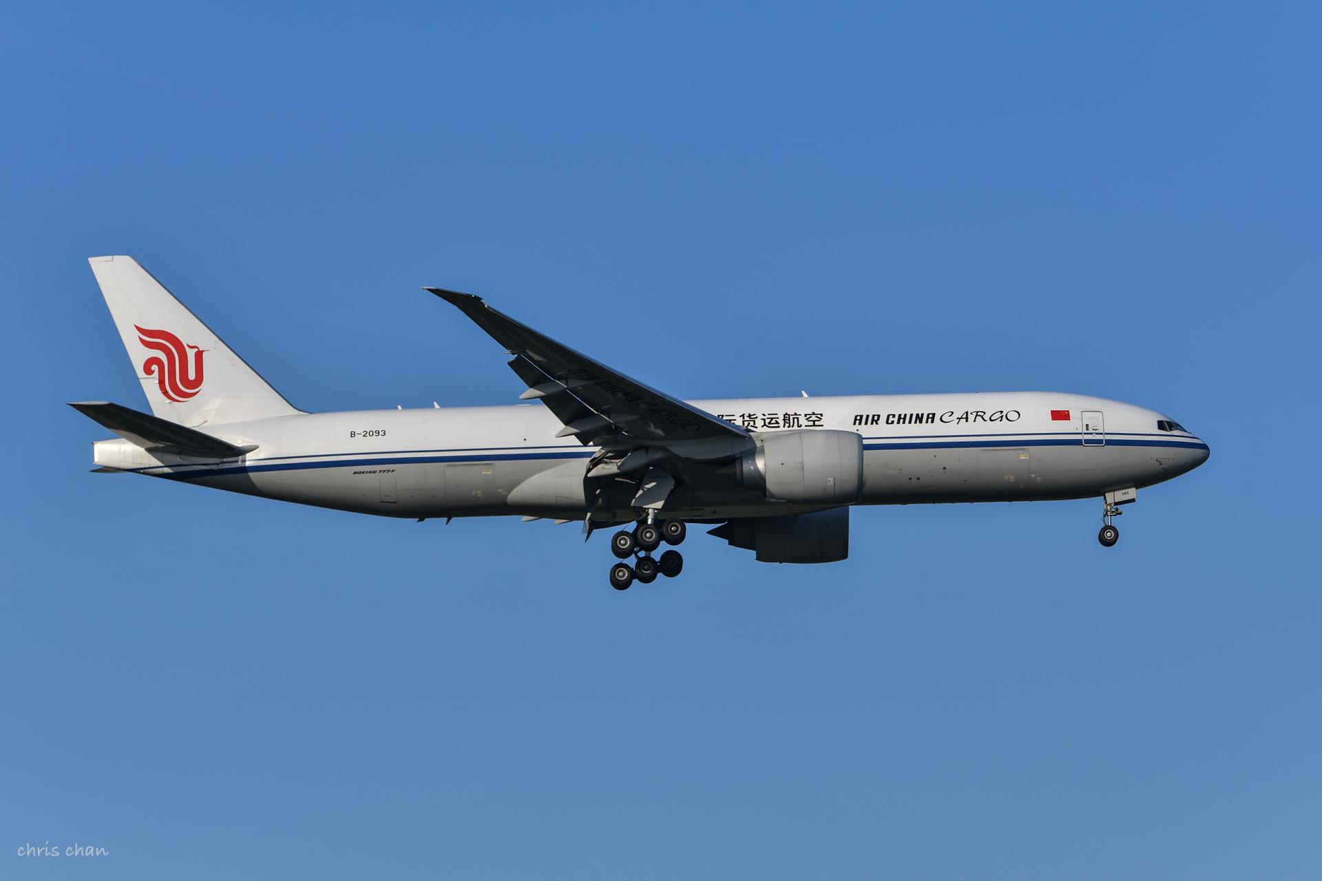 Re:[原创]新人报道——PVG首拍 BOEING 777-200 B-2093 中国上海浦东国际机场