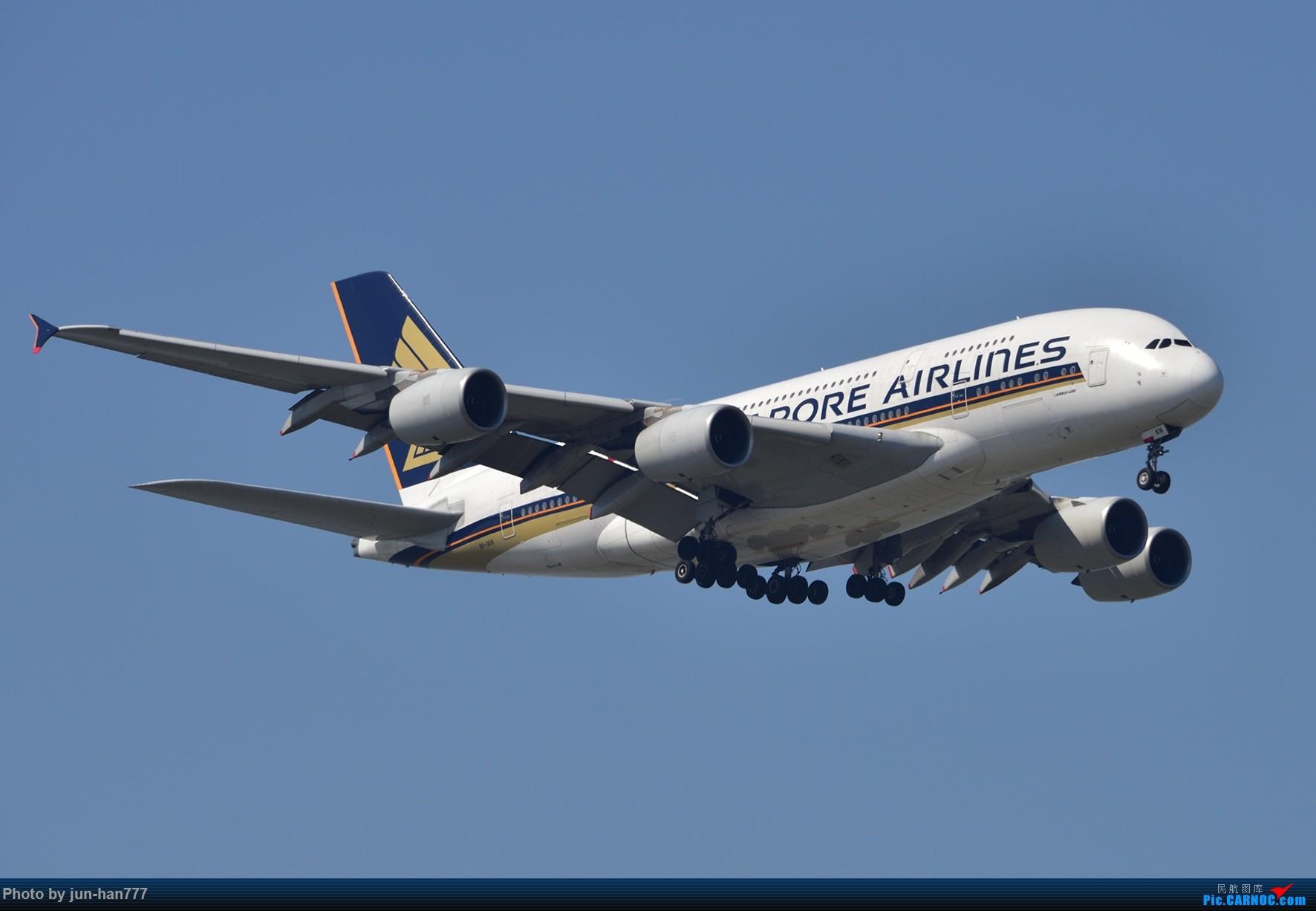 [原创]新航家的3胖 AIRBUS A380