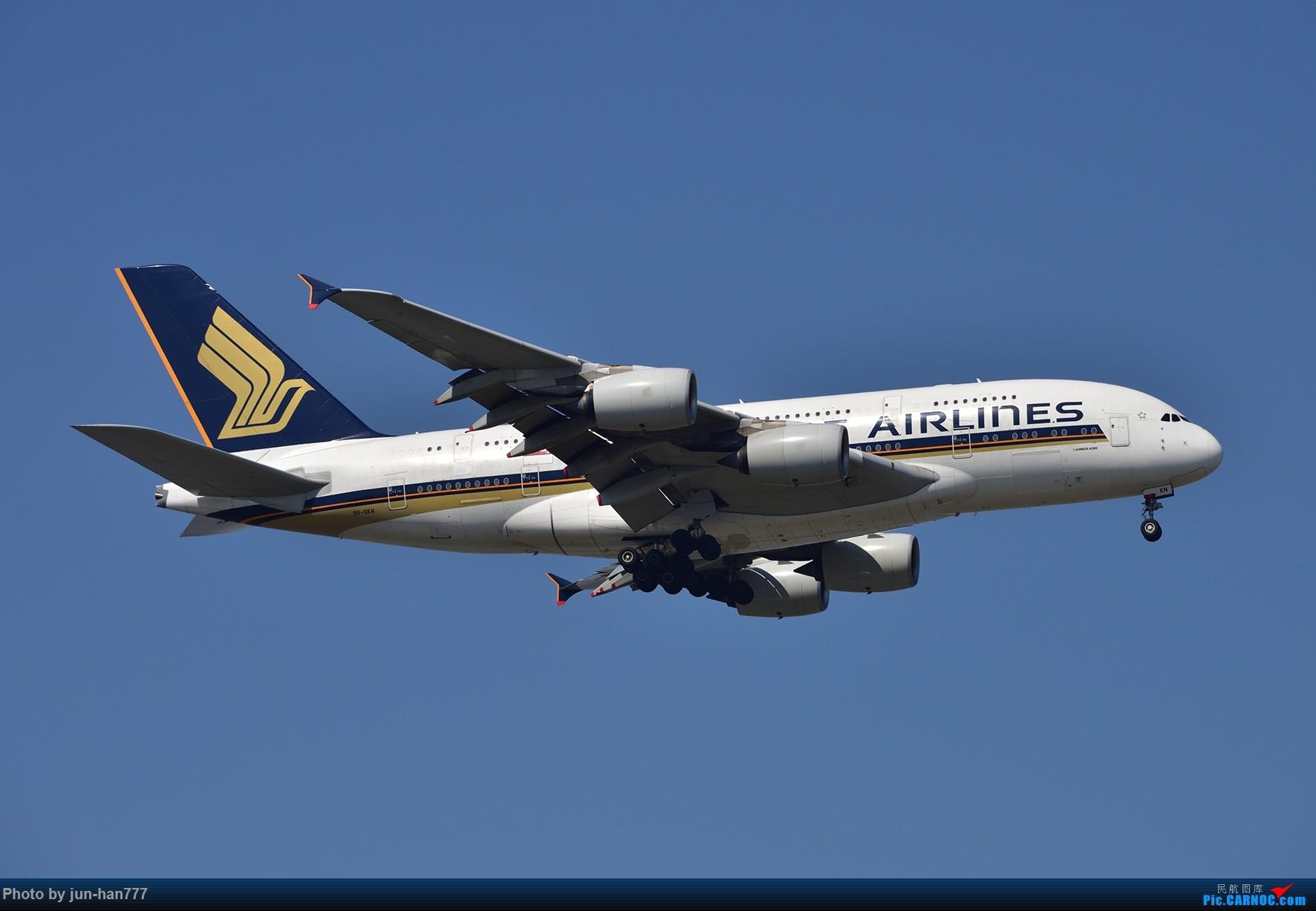 Re:[原创]新航家的3胖 AIRBUS A380