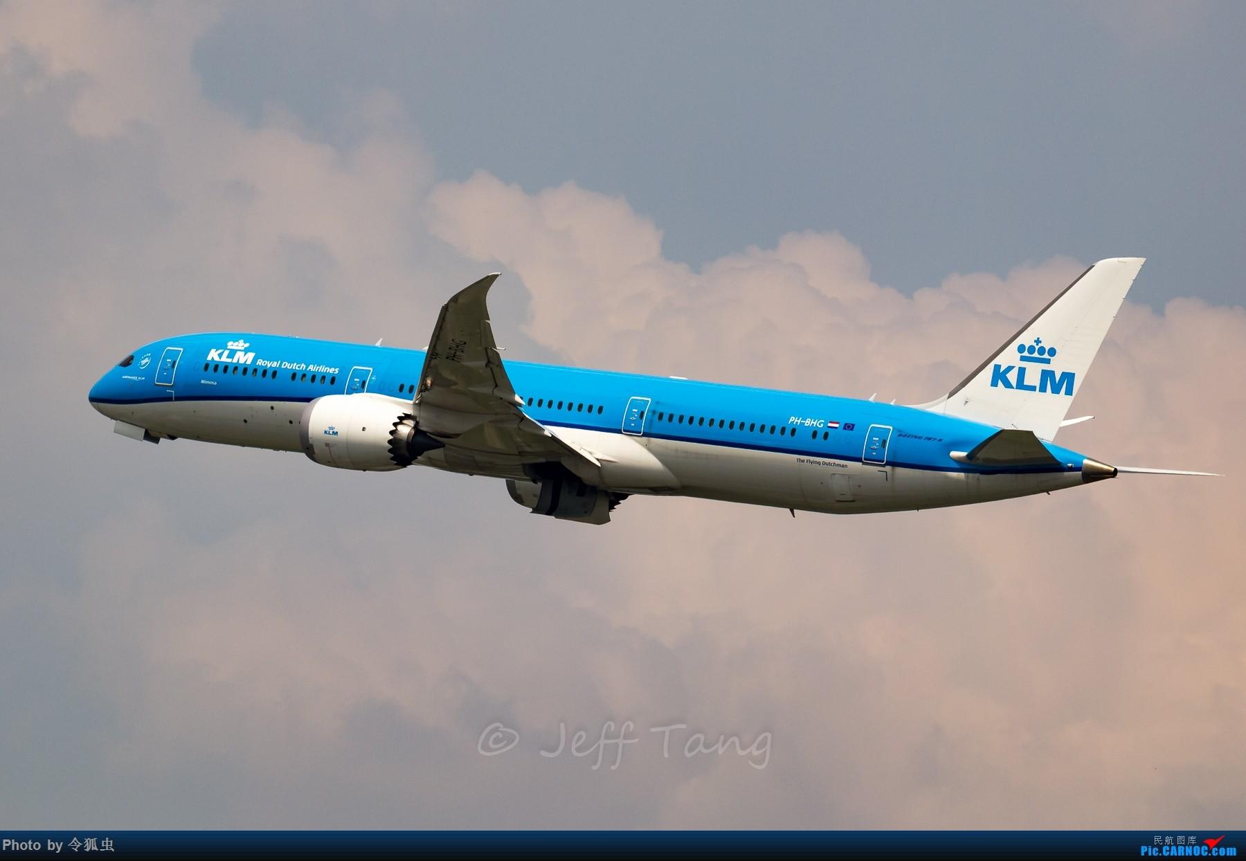 Re:[原创]【CTU】荷航PH-BHG_B789 BOEING 787-9 PH-BHG 中国成都双流国际机场