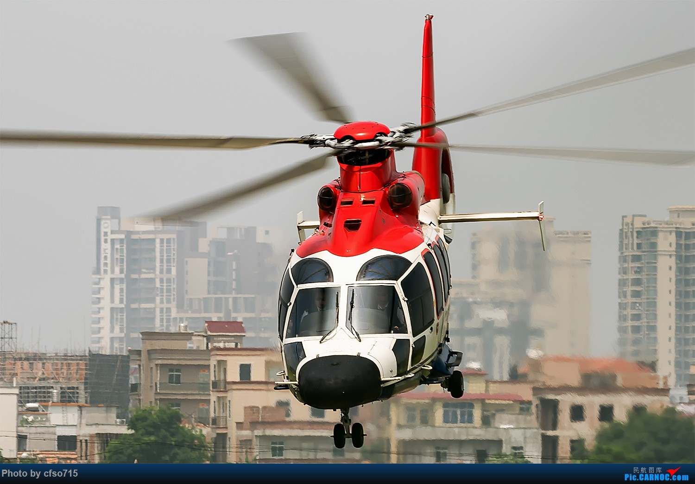 Re:[原创]海上油井通勤直升机 EUROCOPTER EC155B1 B-7129 中国湛江新塘机场